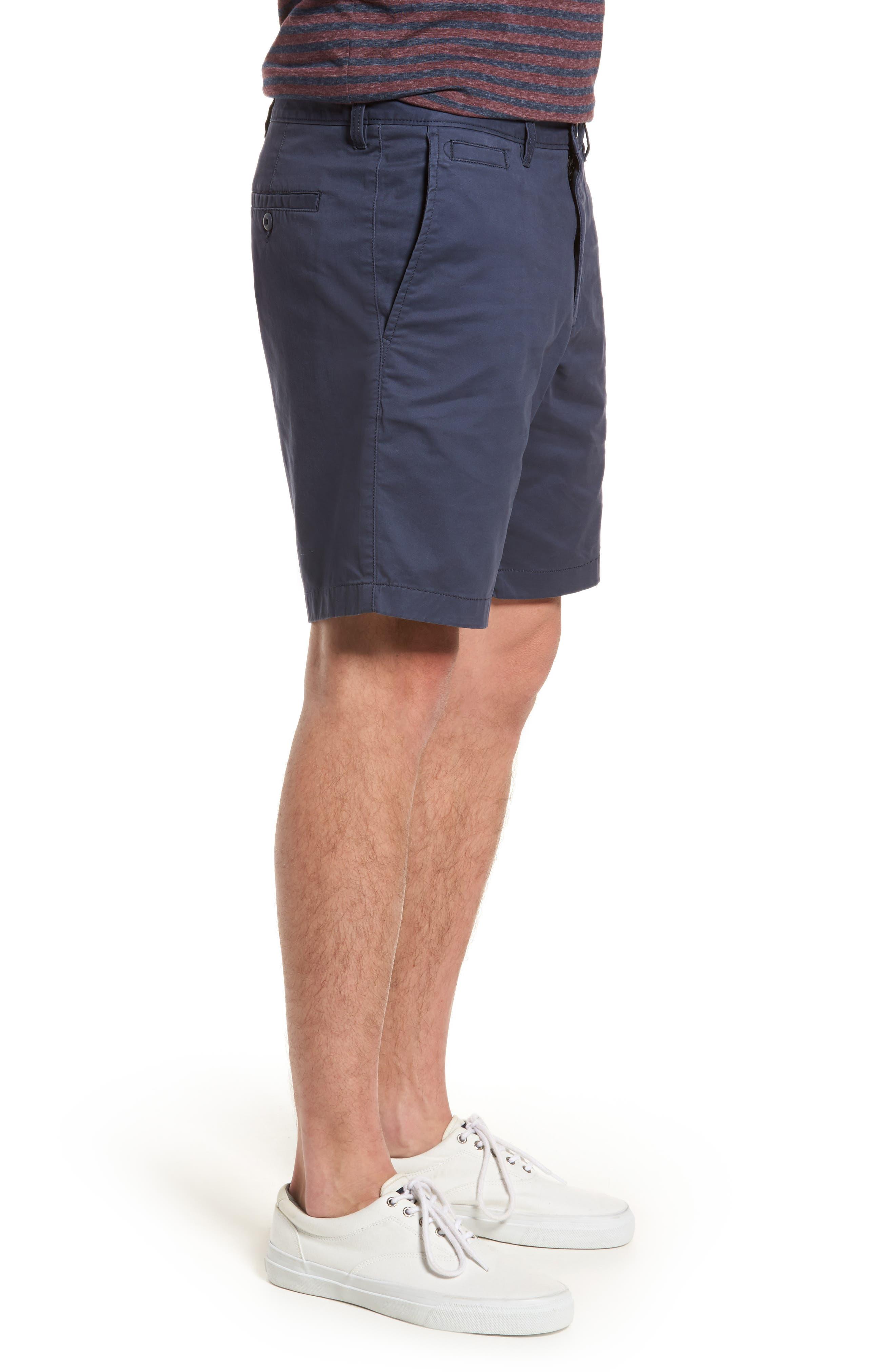 Ballard Slim Fit Stretch Chino 9-Inch Shorts,                             Alternate thumbnail 31, color,