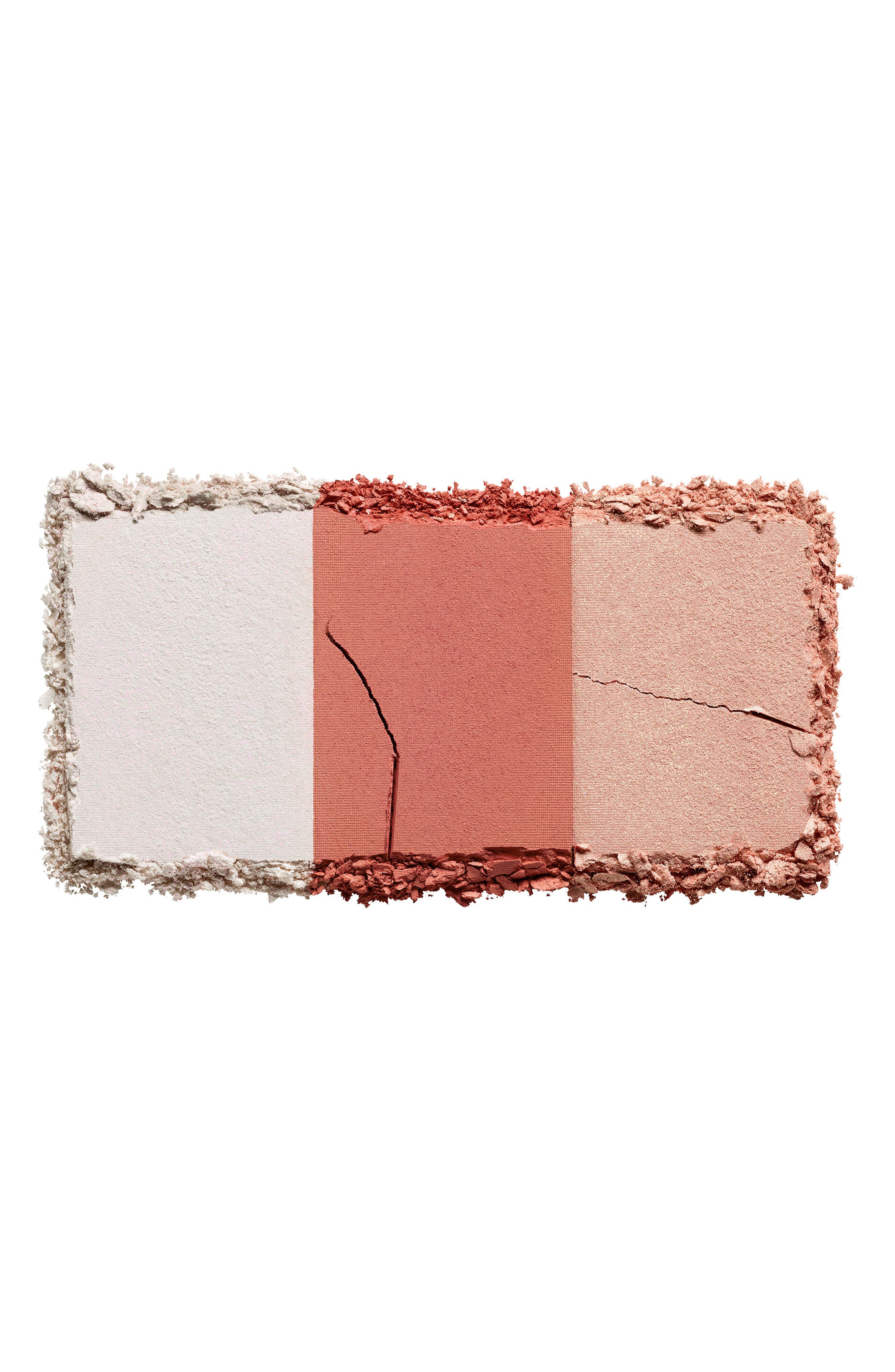 Naked Cherry Highlight and Blush Palette,                             Alternate thumbnail 3, color,                             NO COLOR