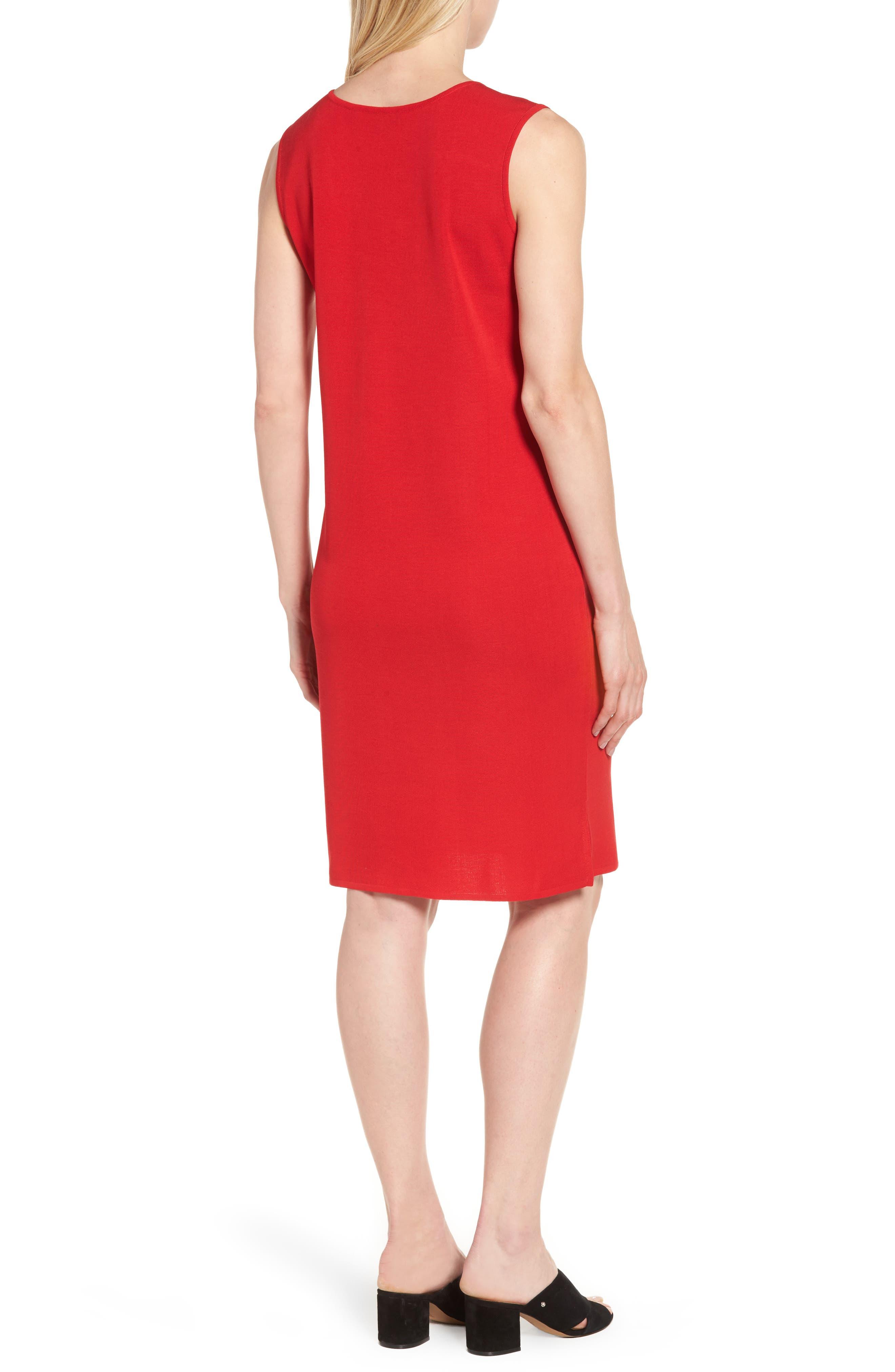 Knit Sheath Dress,                             Alternate thumbnail 2, color,                             608