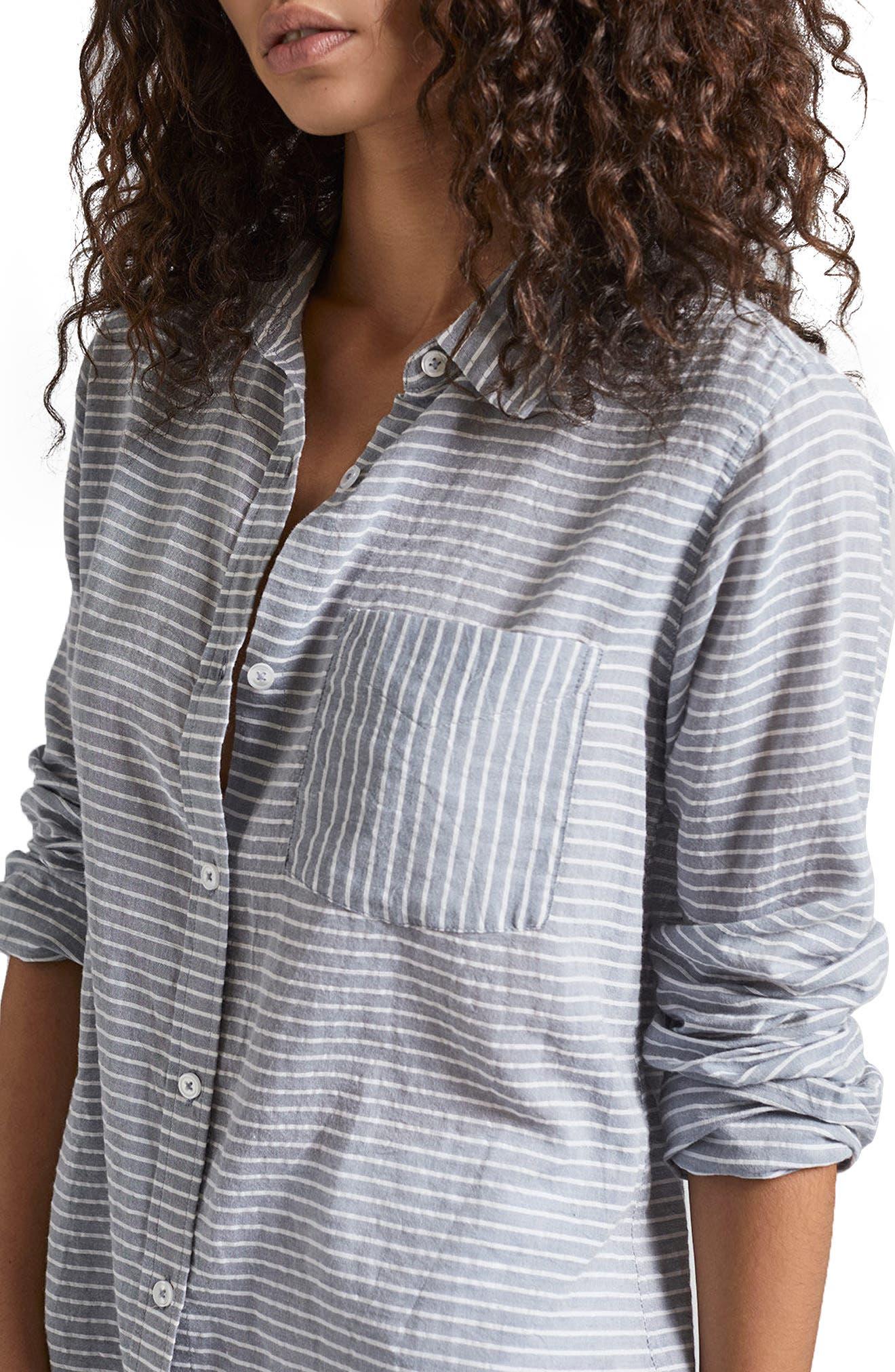 The Boyfriend Shirt,                         Main,                         color, 490