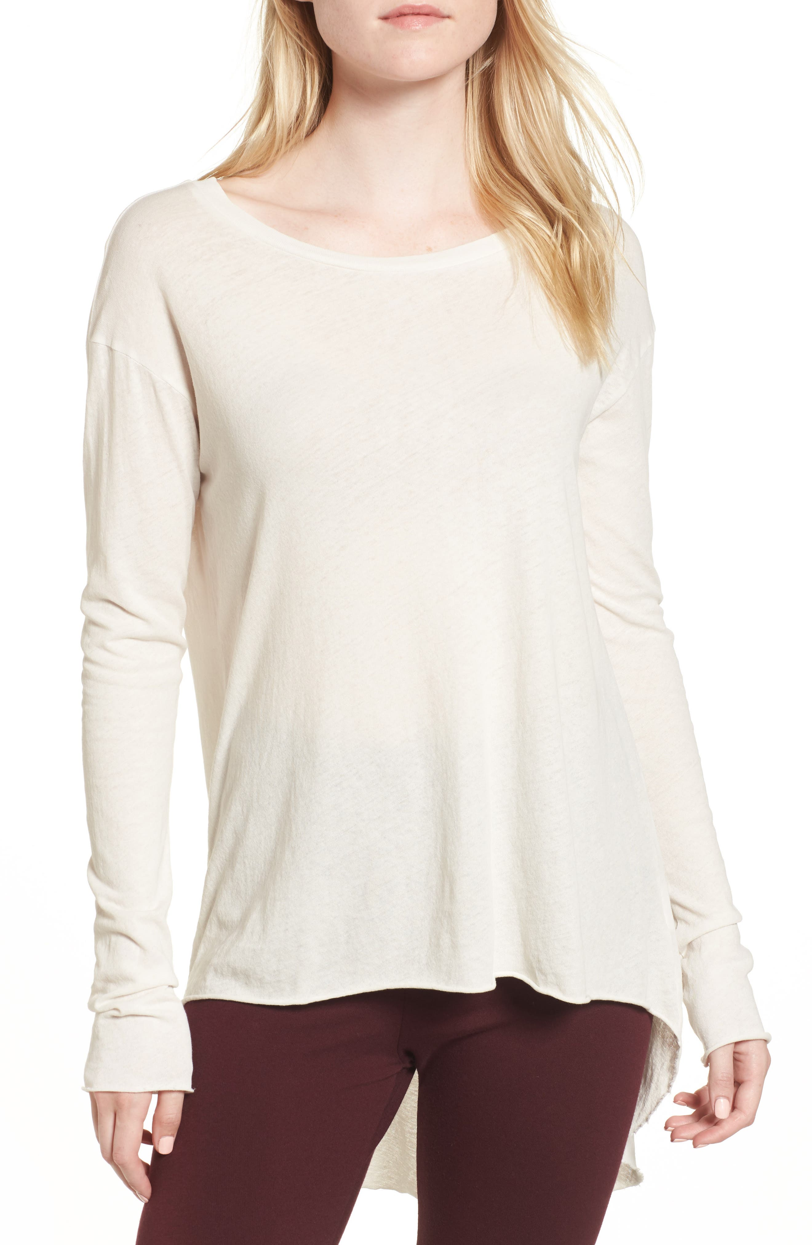 Oversize Tee,                         Main,                         color, 102