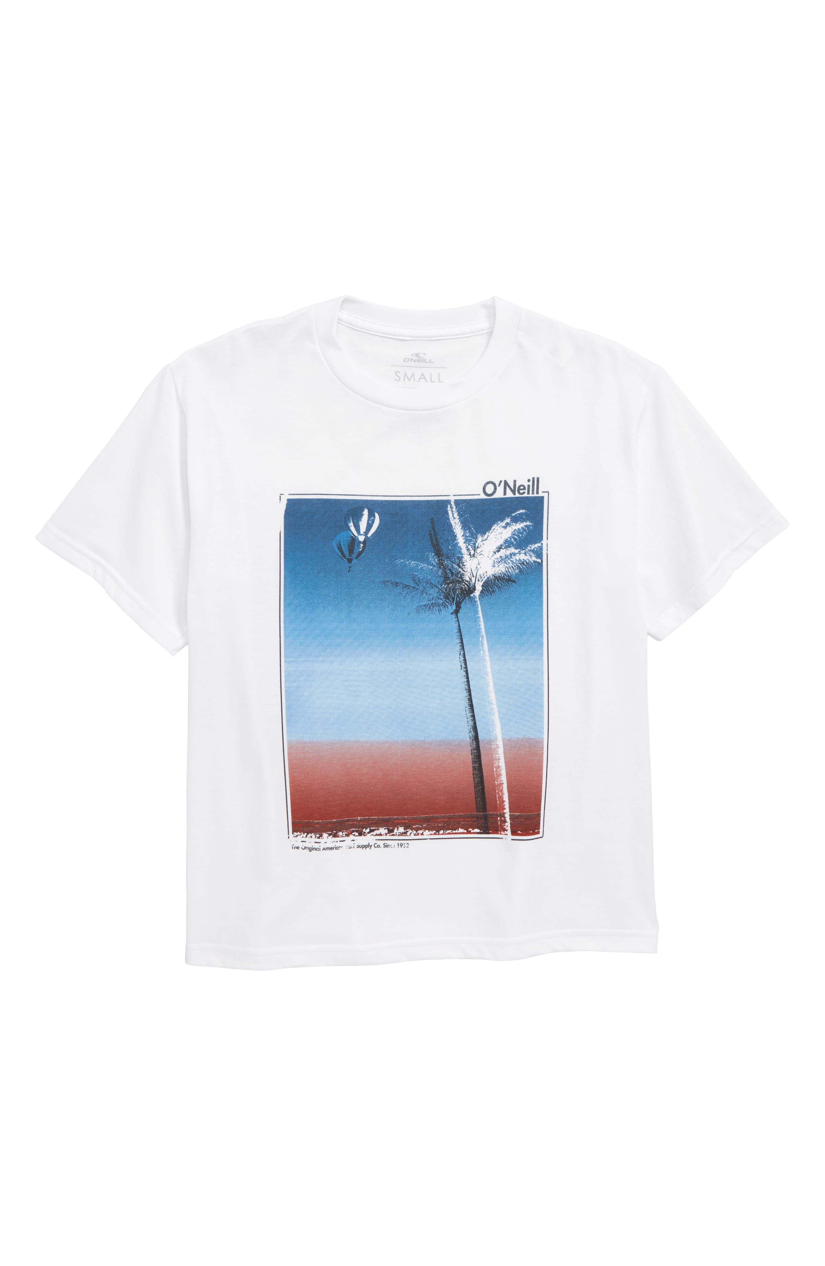 Treez T-Shirt,                         Main,                         color, 100
