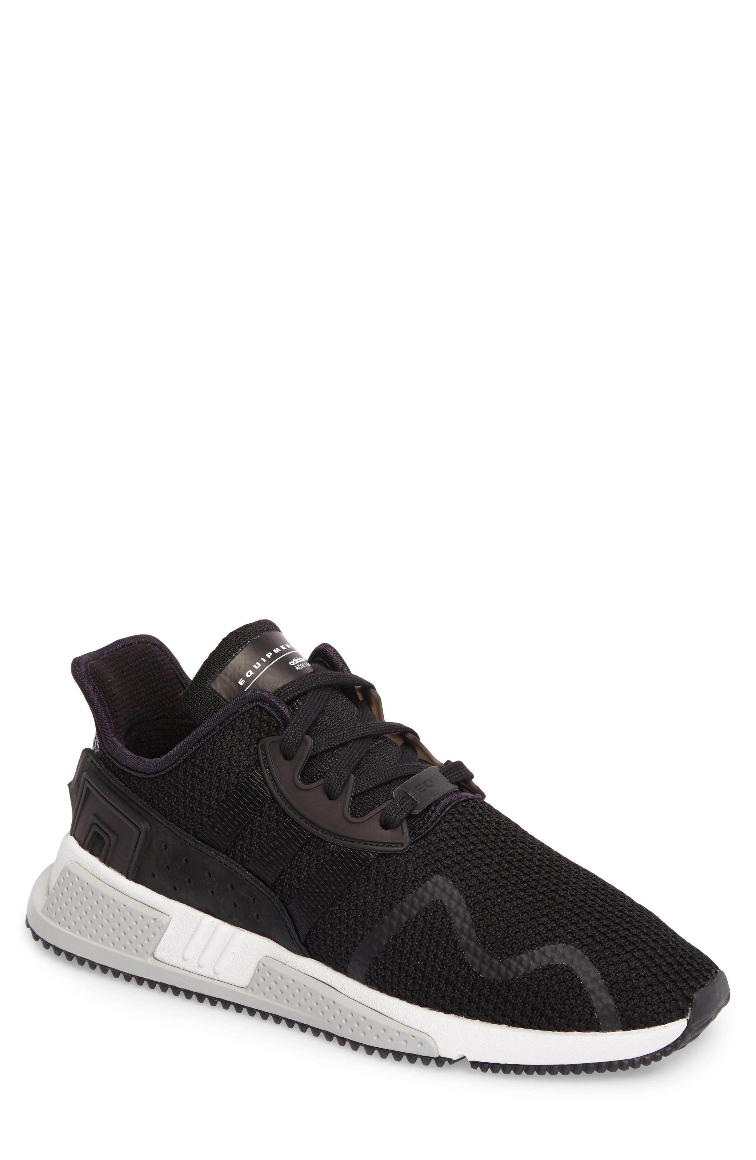 EQT Cushion ADV Sneaker,                             Main thumbnail 1, color,                             001