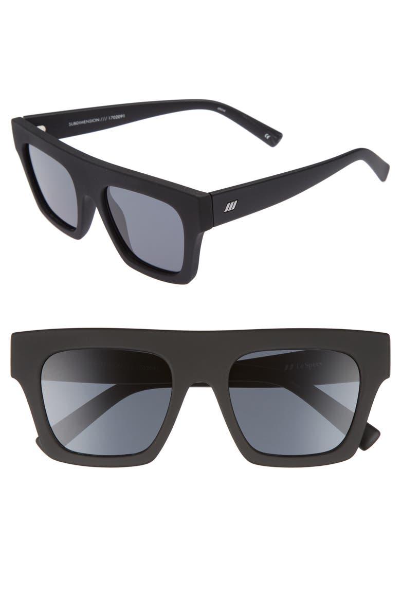 eb50decc0e Le Specs Subdimension 51mm Sunglasses