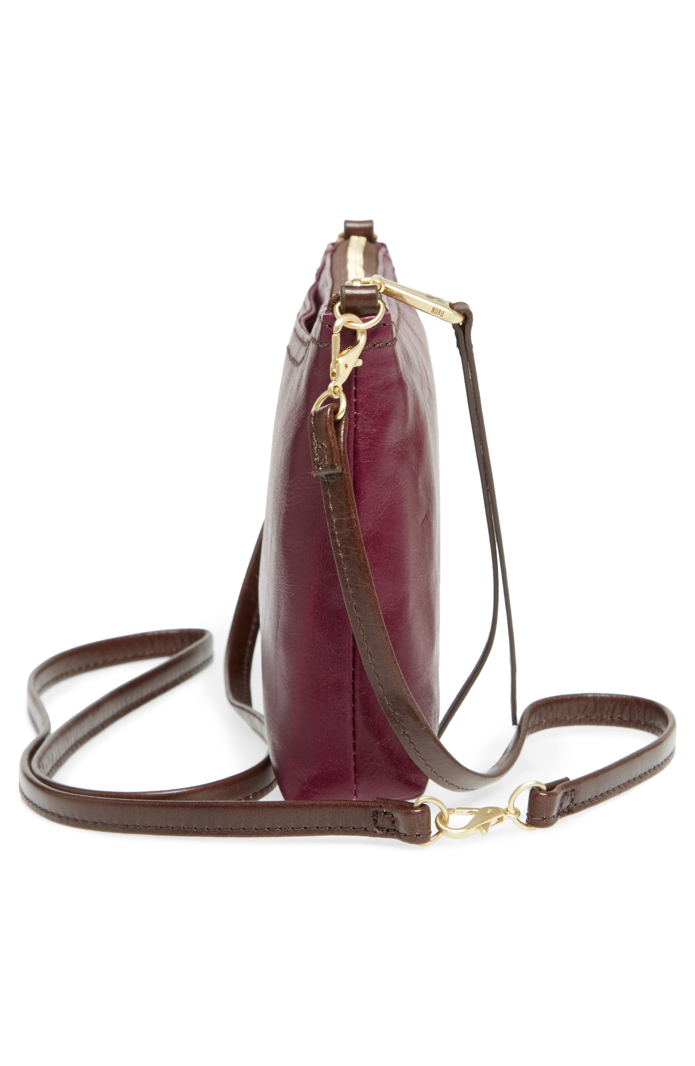 'Darcy' Leather Crossbody Bag,                             Alternate thumbnail 91, color,