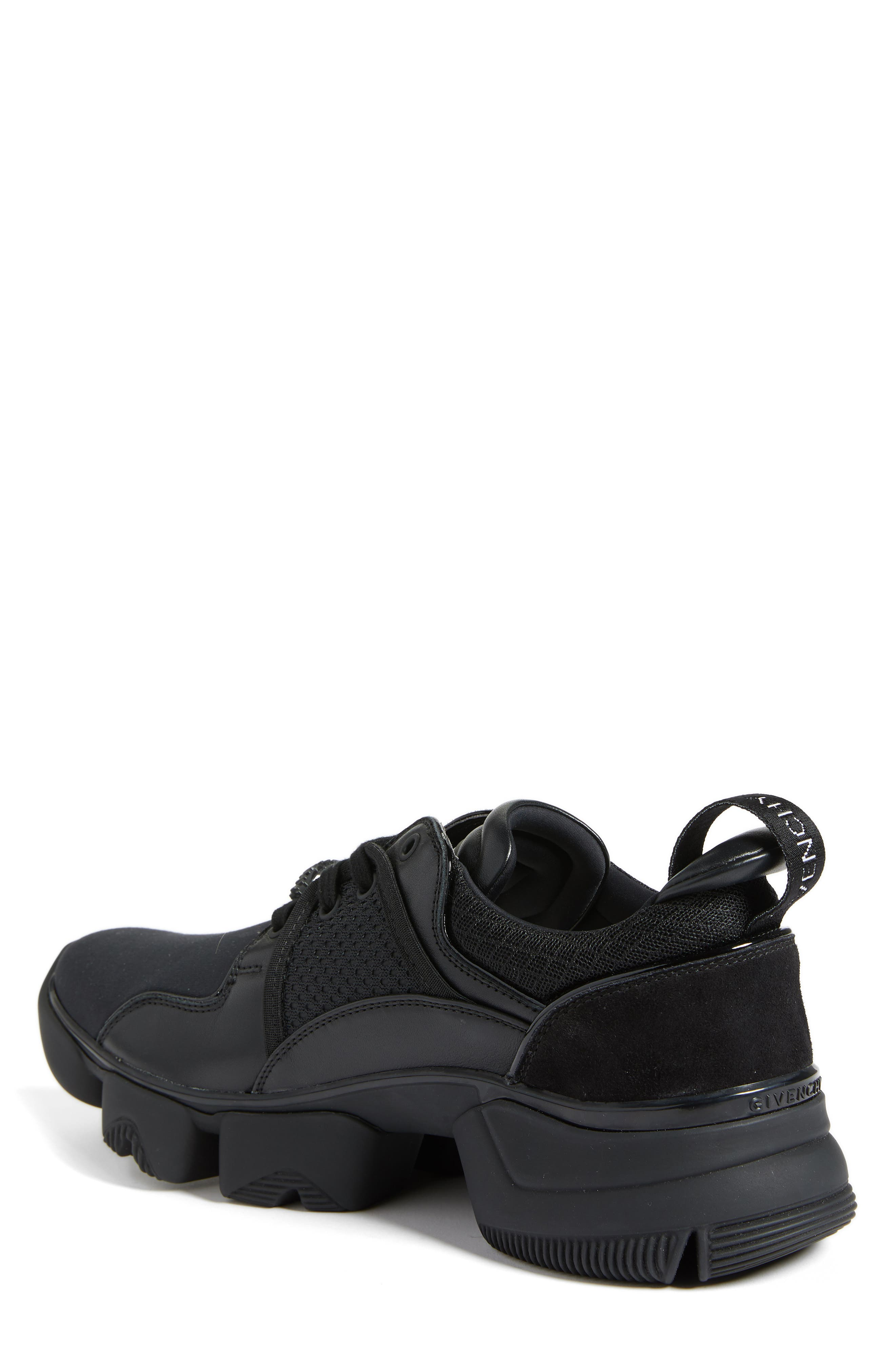 Jaw Sneaker,                             Alternate thumbnail 2, color,                             BLACK