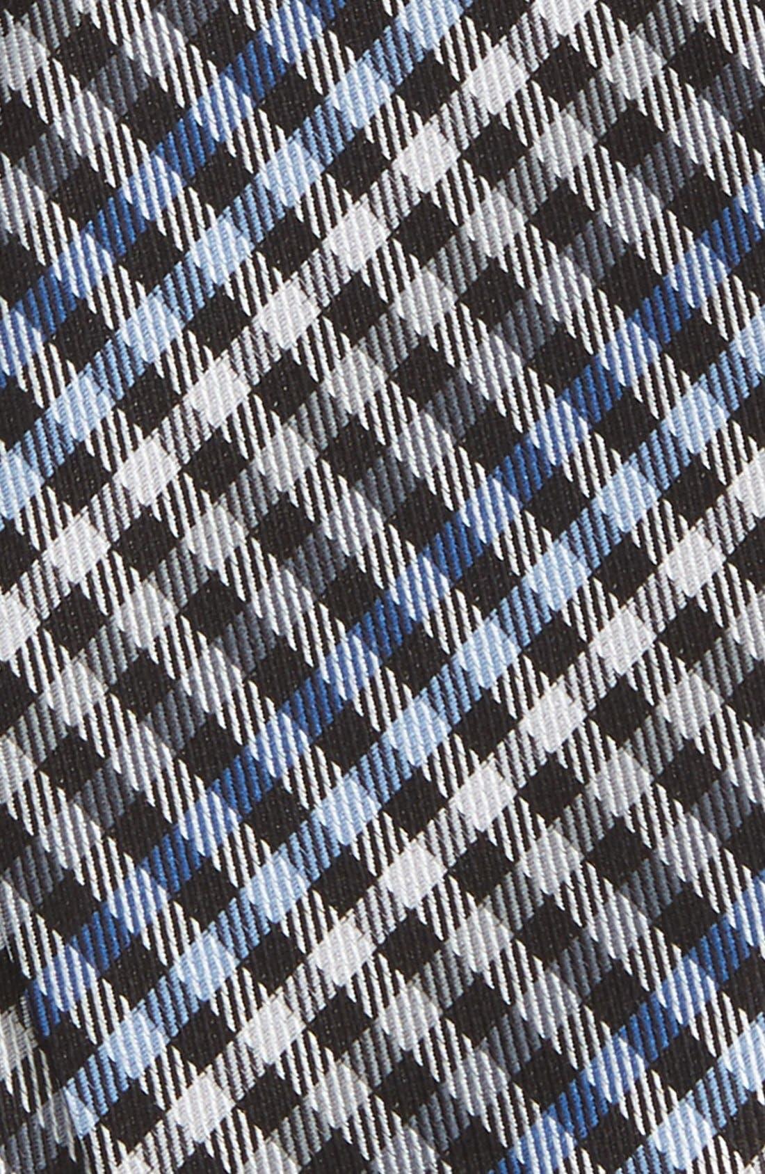 Plaid Bow Tie,                             Alternate thumbnail 2, color,                             001