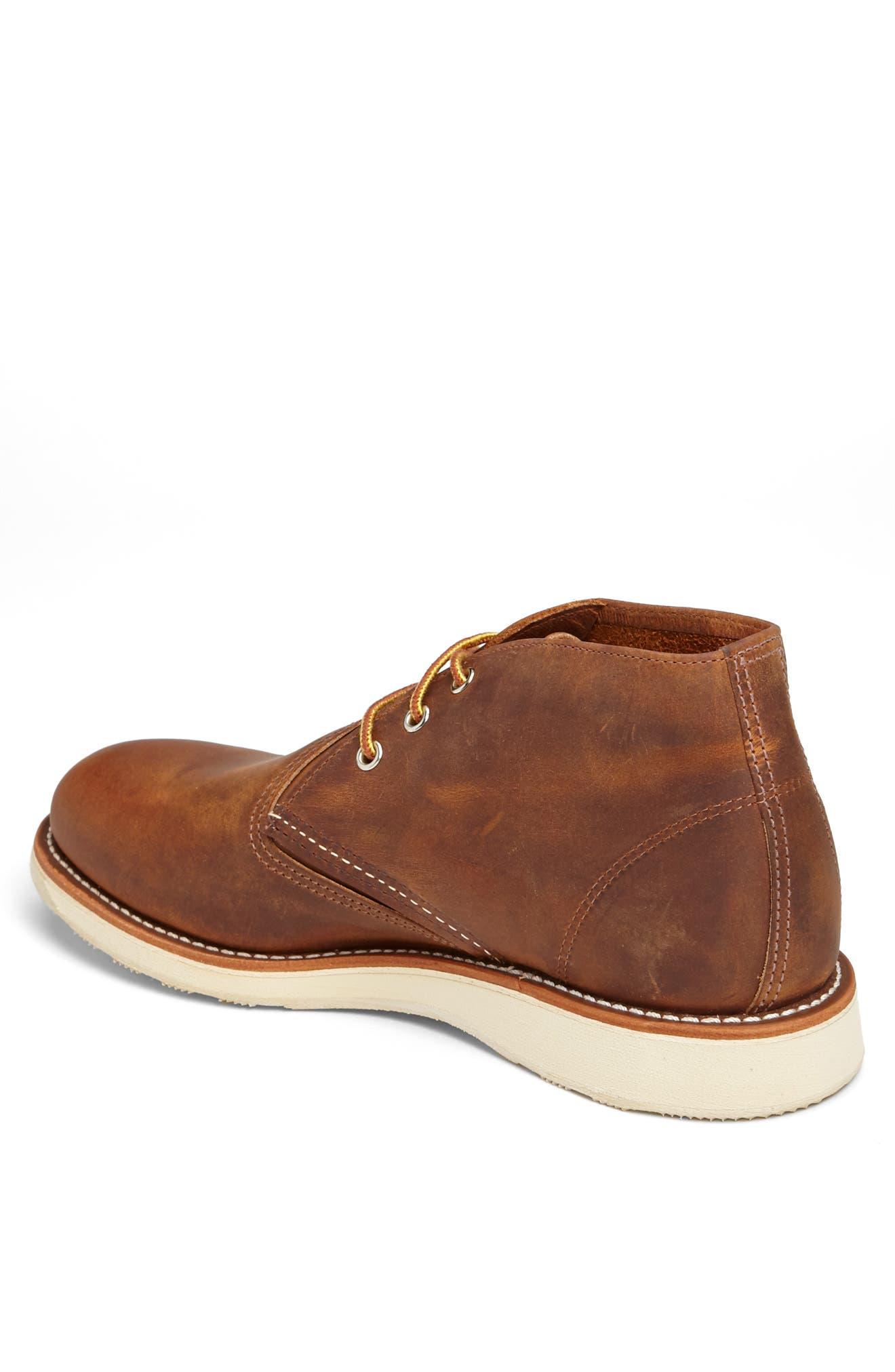 'Classic' Chukka Boot,                         Main,                         color, COPPER