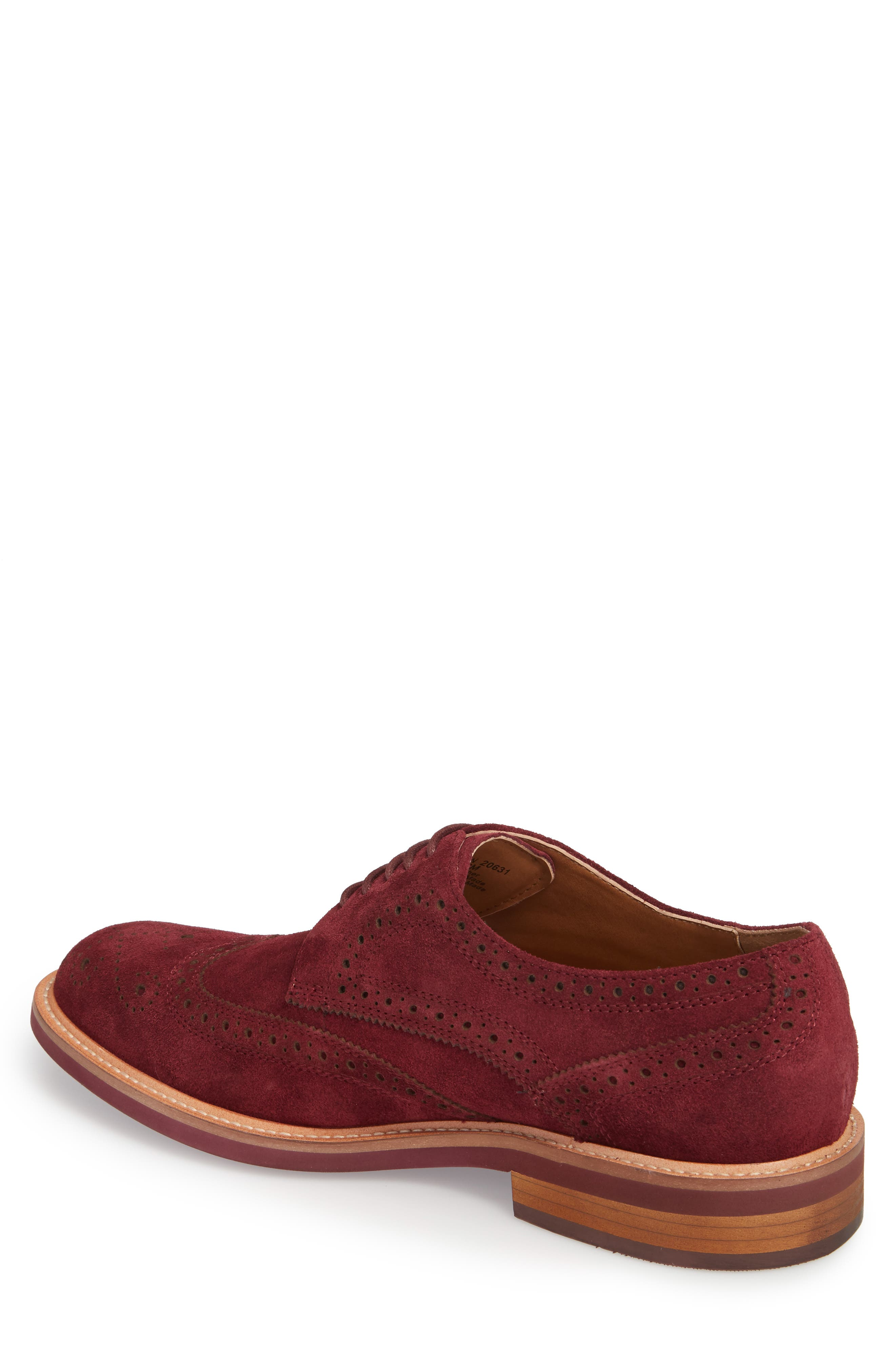 Kenneth Cole Reaction Wingtip,                             Alternate thumbnail 8, color,