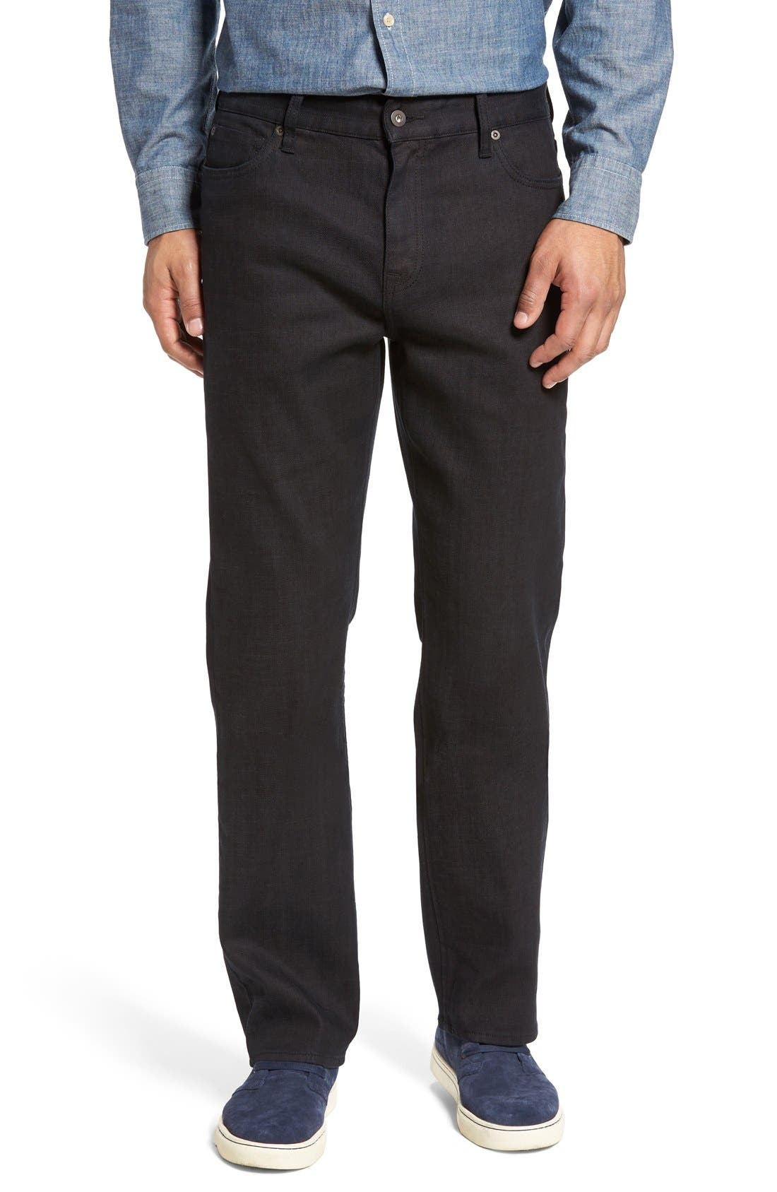 Greenwood Relaxed Fit Jeans,                             Main thumbnail 1, color,