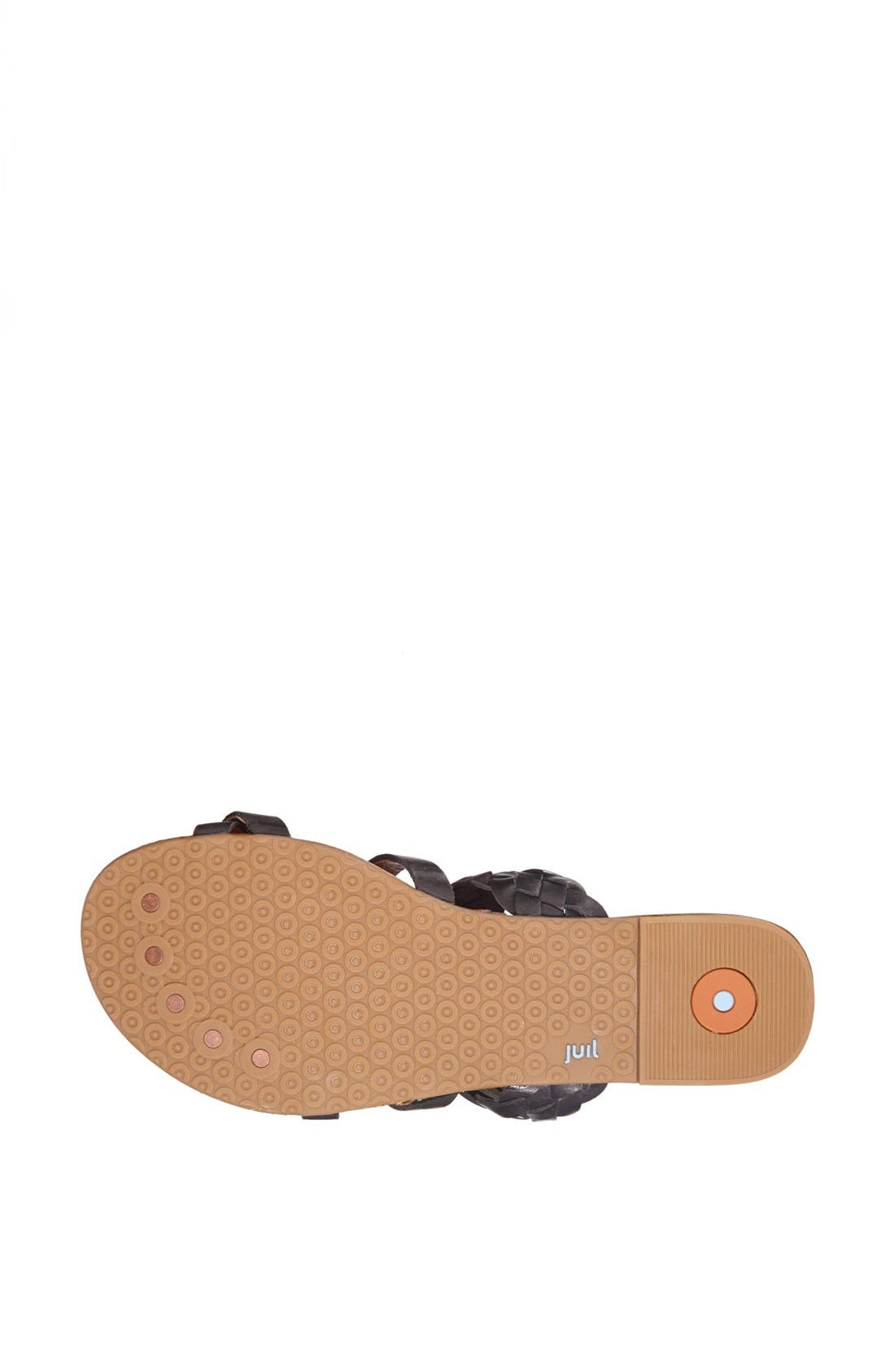 'Santi' Leather Sandal,                             Alternate thumbnail 2, color,                             010