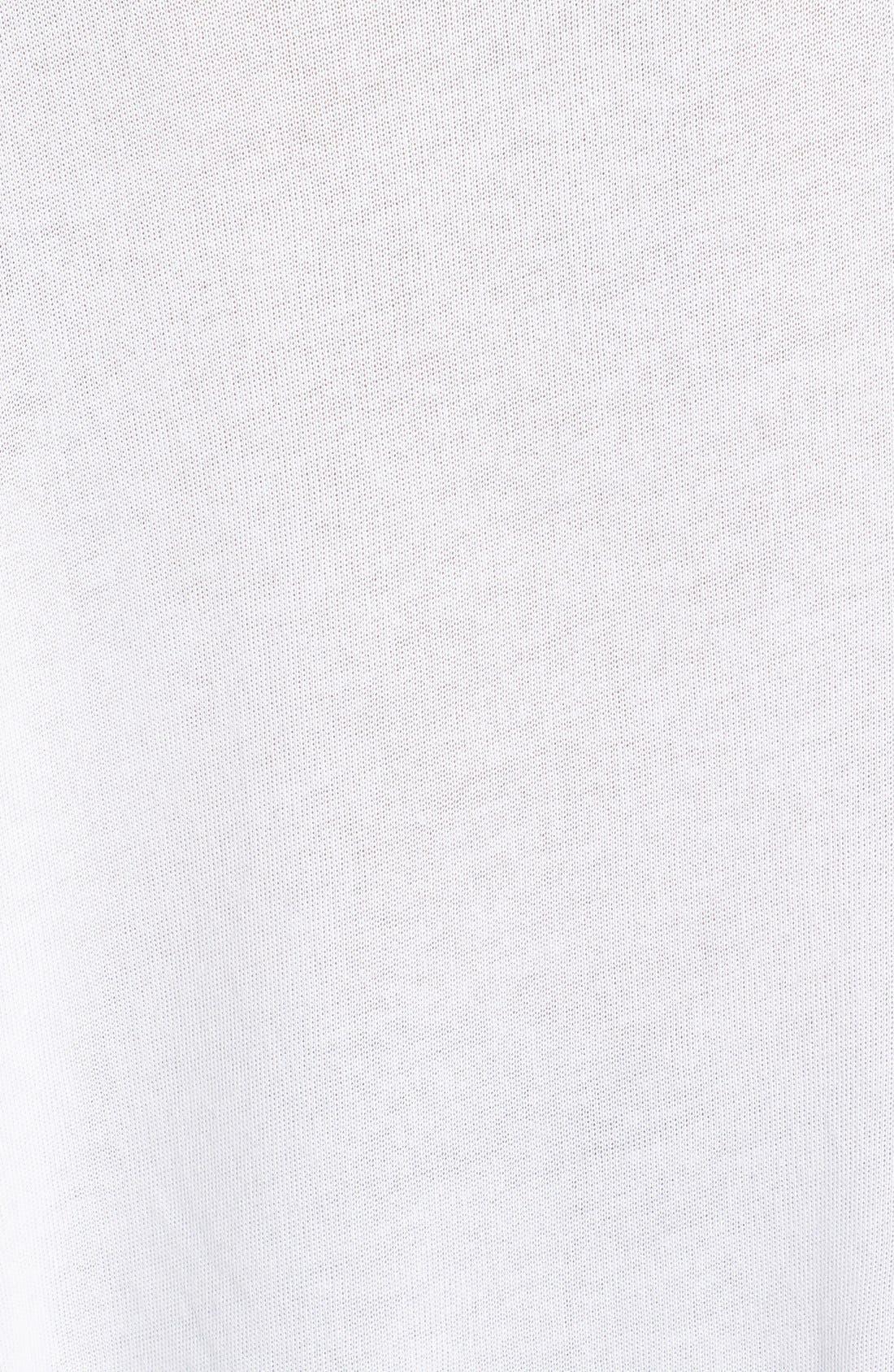WILDFOX,                             'My Scottish Heart' Raglan Sweatshirt,                             Alternate thumbnail 4, color,                             900