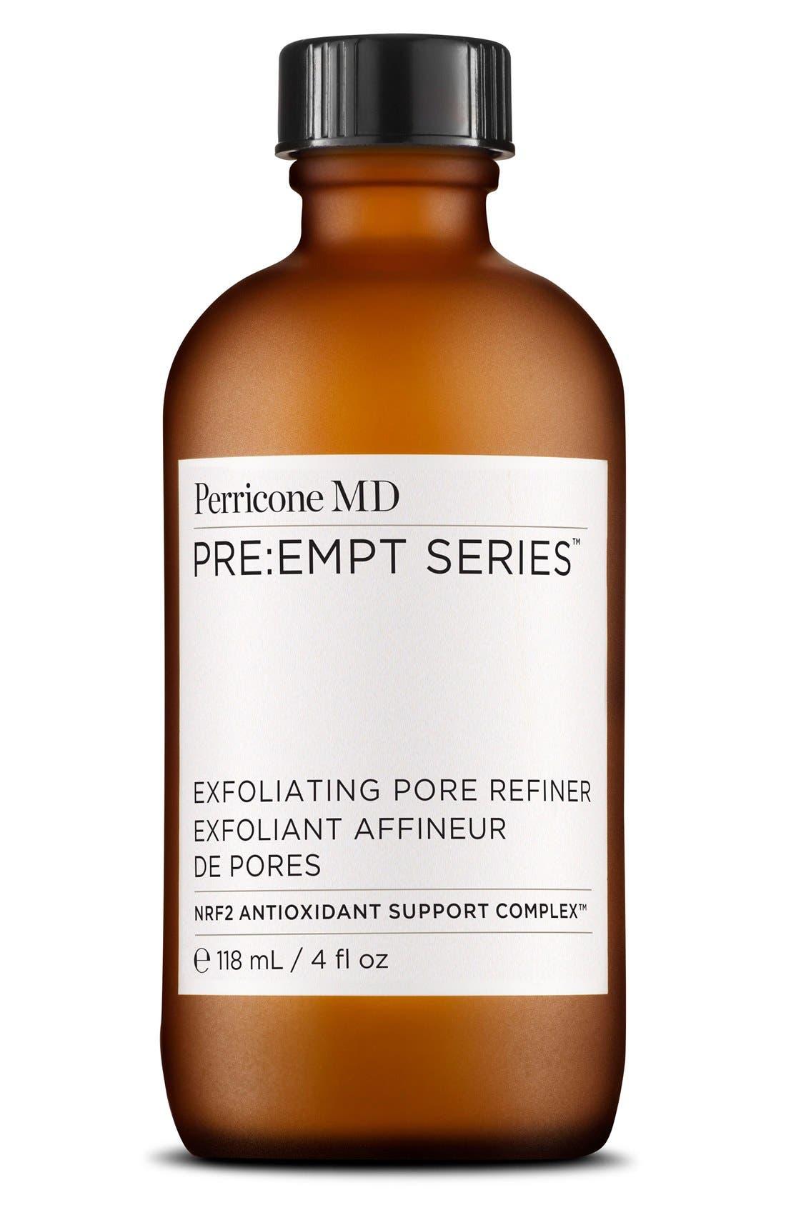 PRE EMPT SERIES<sup>™</sup> Exfoliating Pore Refiner,                             Main thumbnail 1, color,