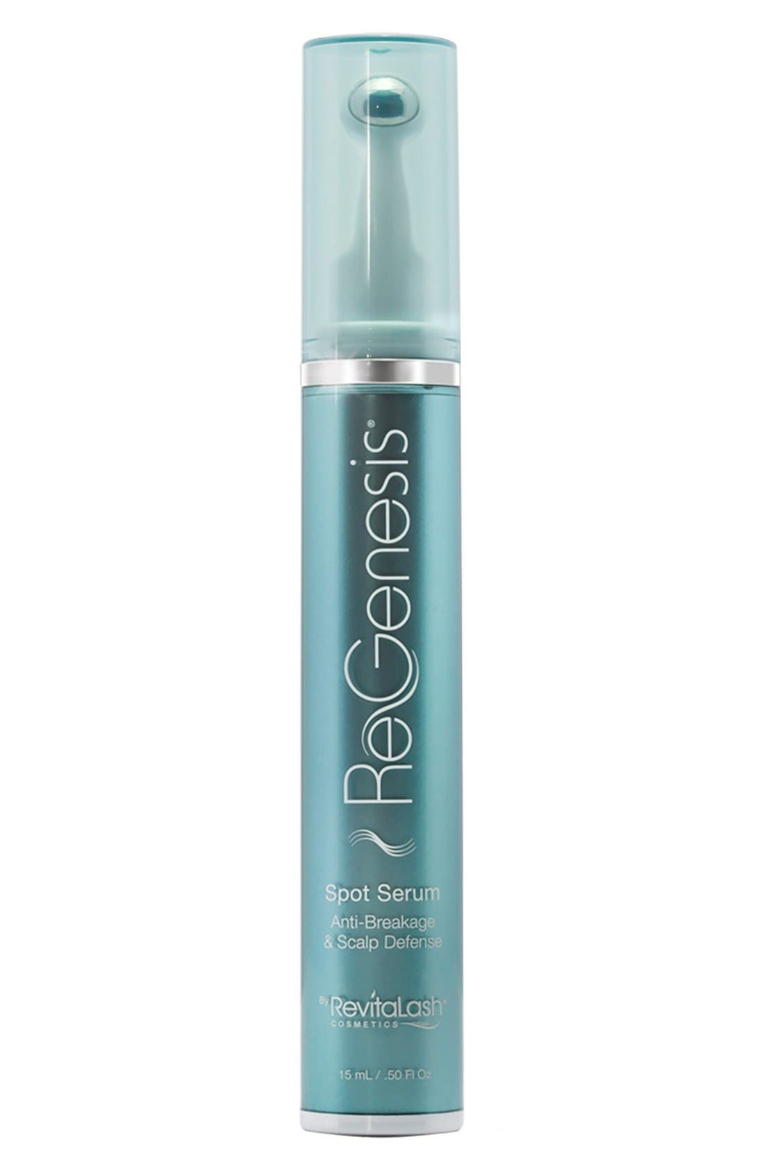 ReGenesis<sup>™</sup> by RevitaLash<sup>®</sup> Spot Serum Anti-Breakage & Scalp Defense,                         Main,                         color,