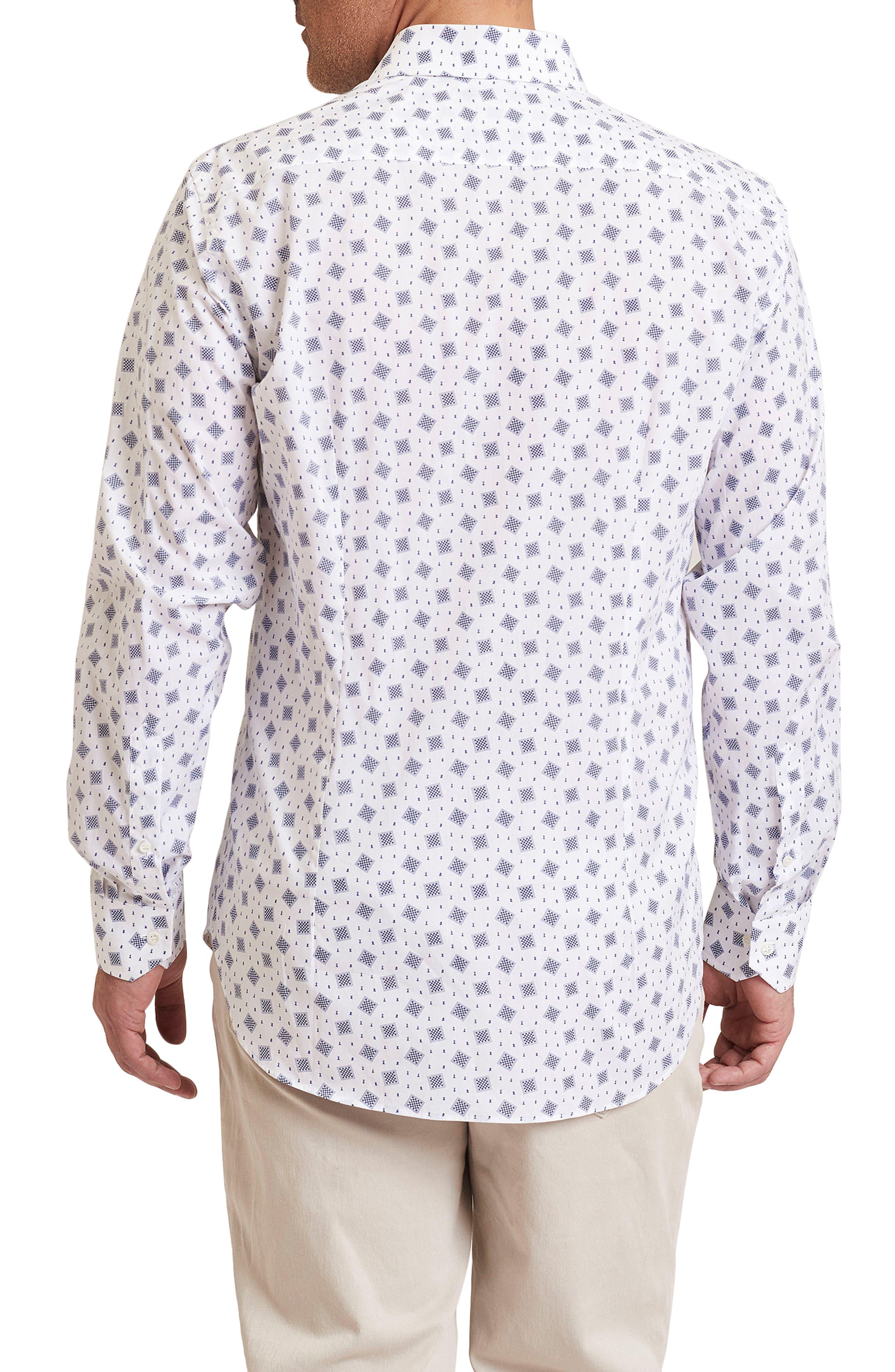 Board Regular Fit Print Sport Shirt,                             Alternate thumbnail 2, color,                             100