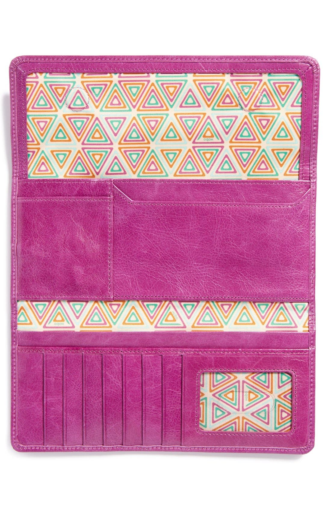 'Sadie' Leather Wallet,                             Alternate thumbnail 200, color,