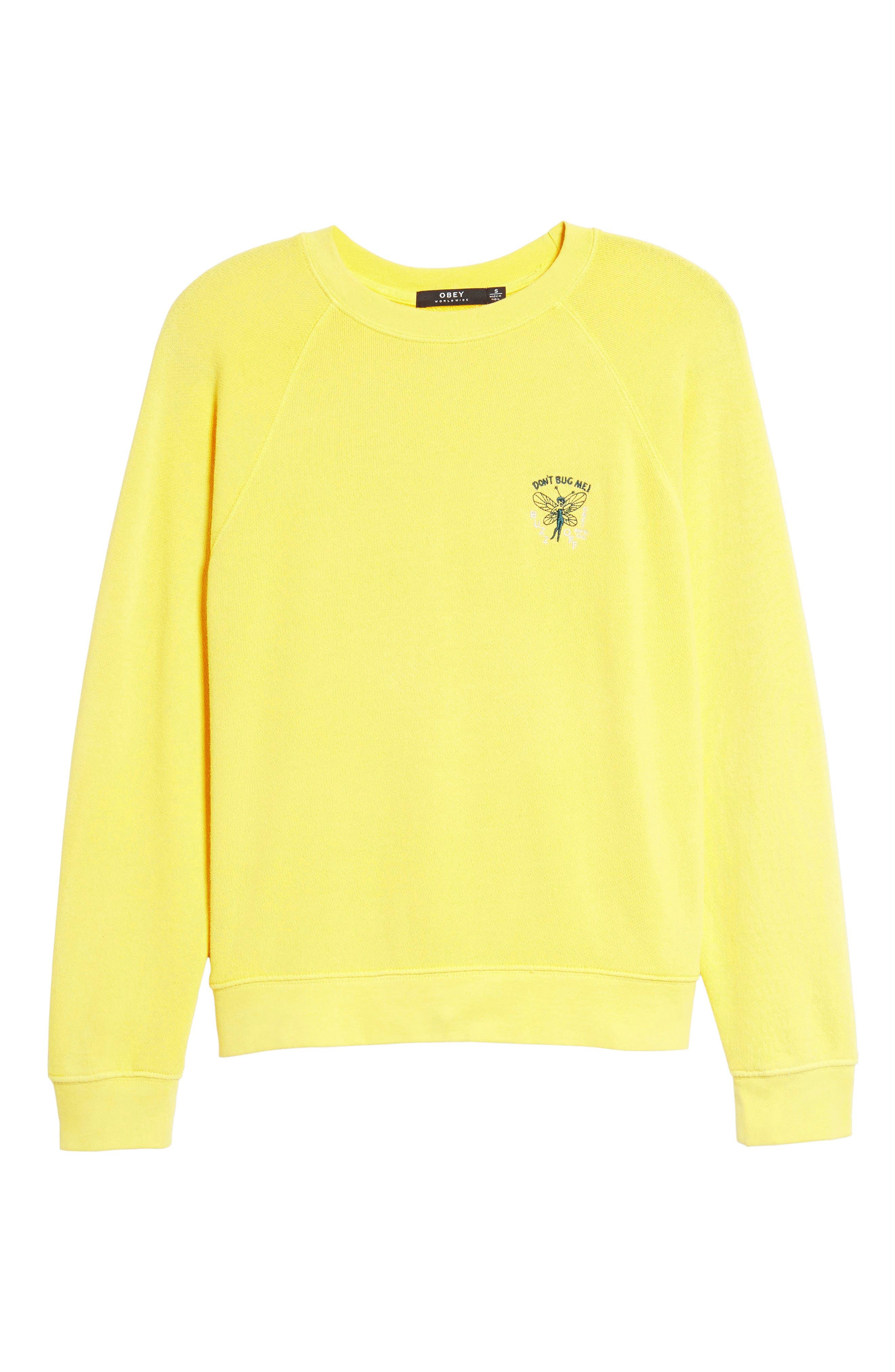 Portola Crew Sweatshirt,                             Alternate thumbnail 6, color,                             750
