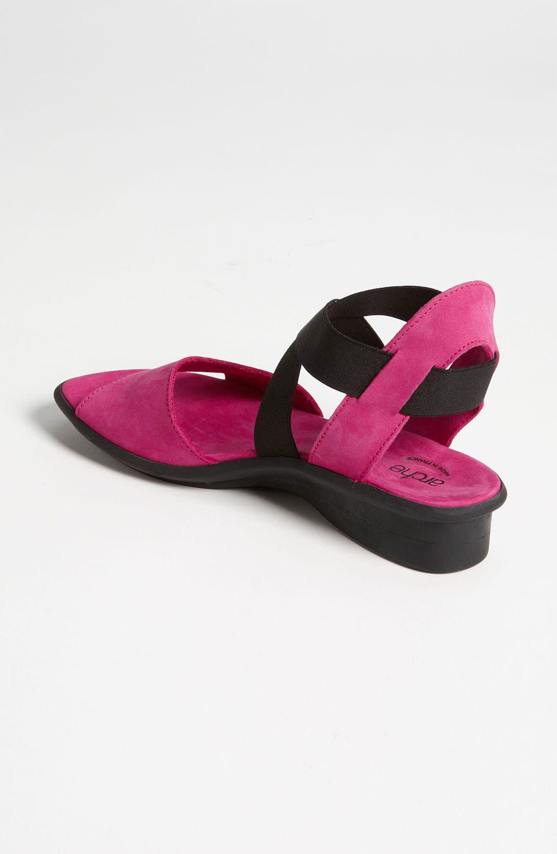 'Satia' Sandal,                             Alternate thumbnail 24, color,