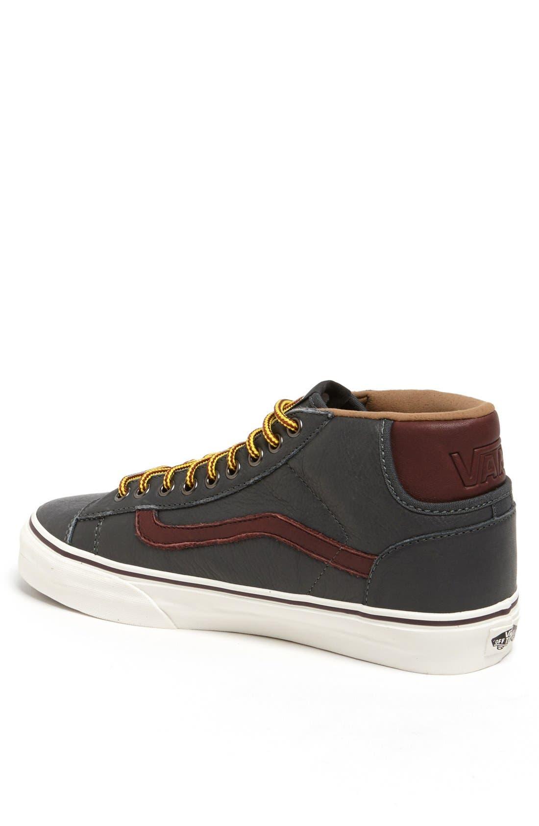 'Mid Skool 77' Sneaker,                             Alternate thumbnail 2, color,                             001