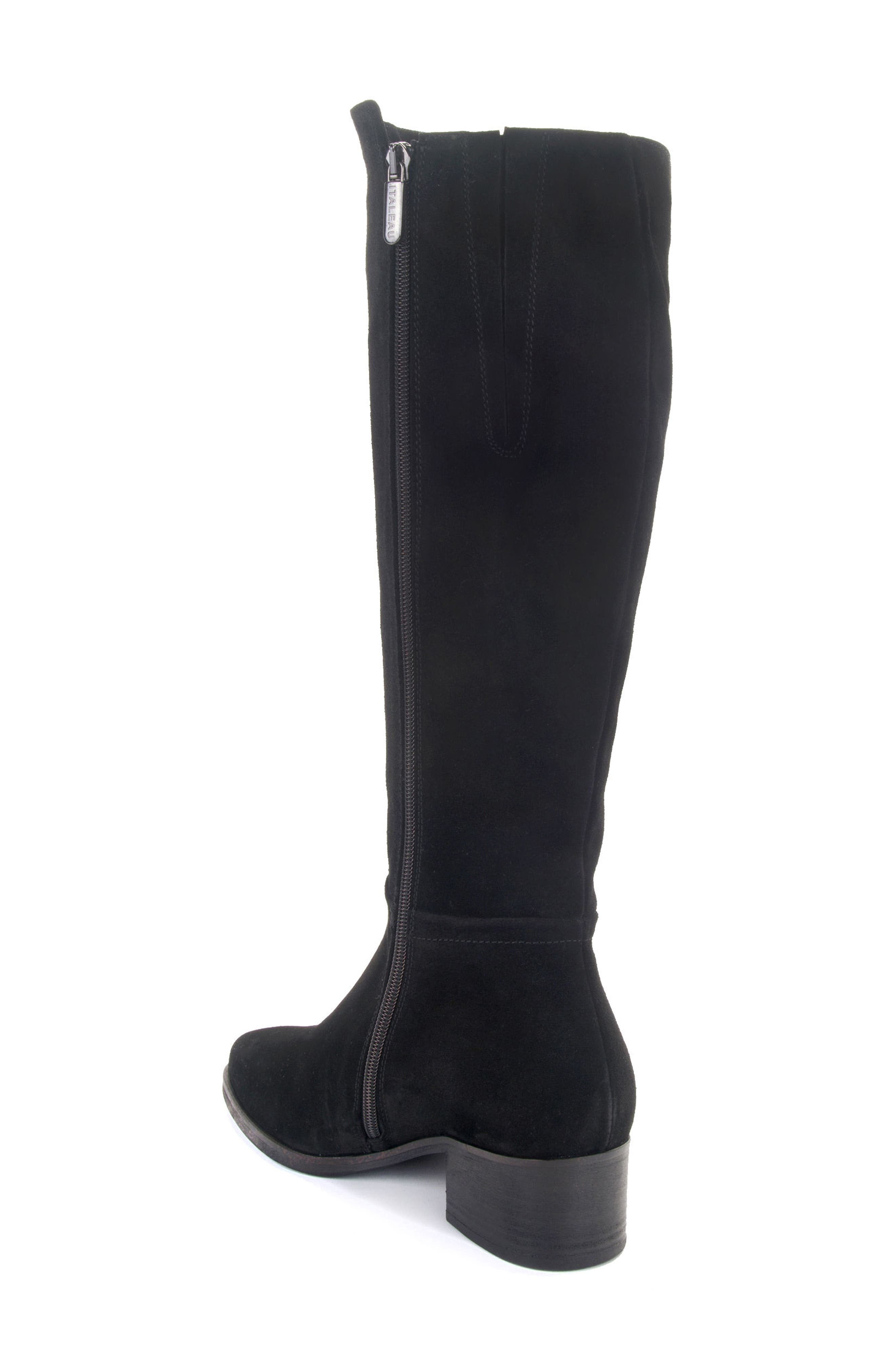 Fiamma Water Resistant Knee High Boot,                             Alternate thumbnail 2, color,                             010