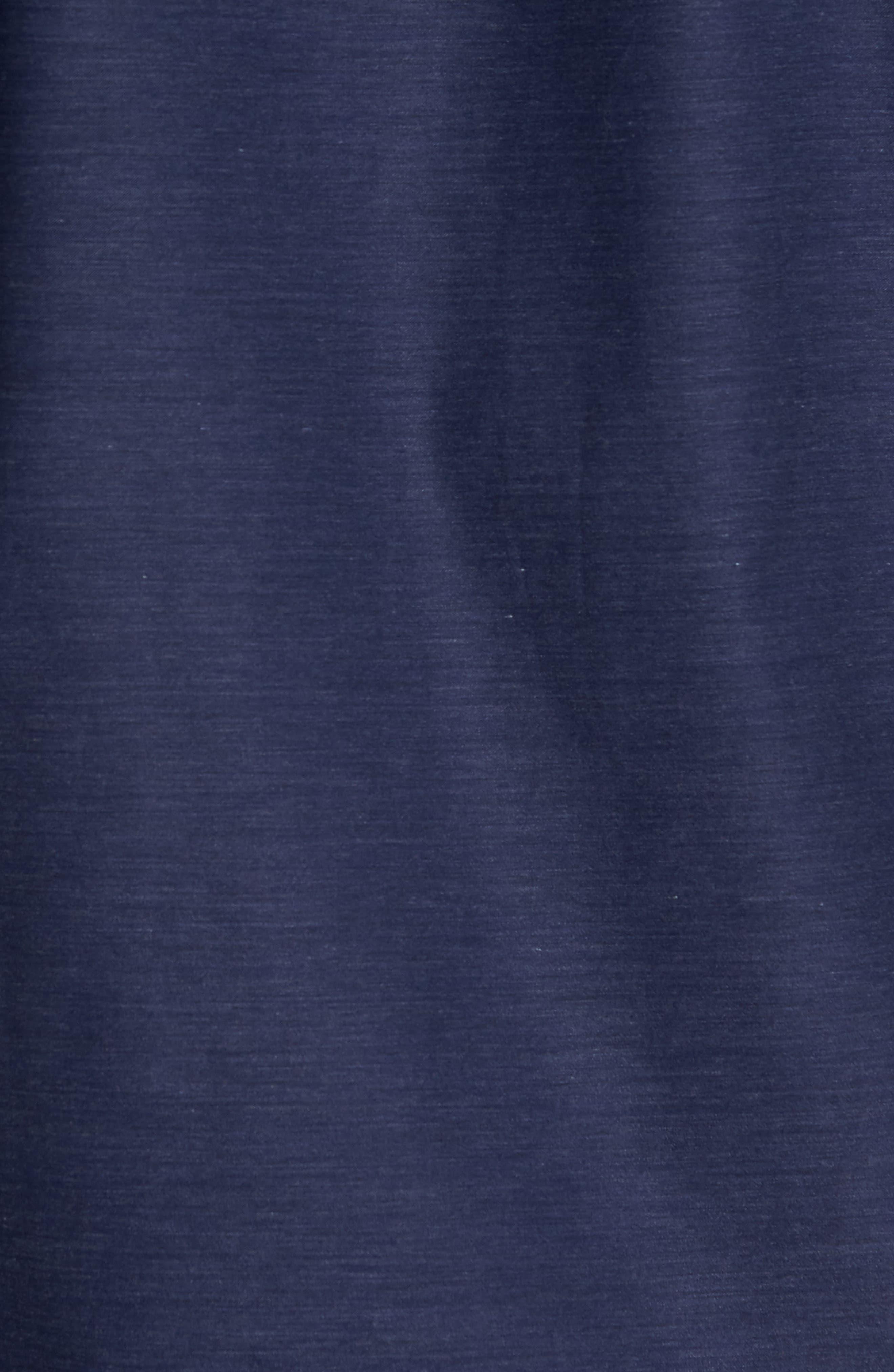 Trim Fit Heathered Sport Shirt,                             Alternate thumbnail 15, color,