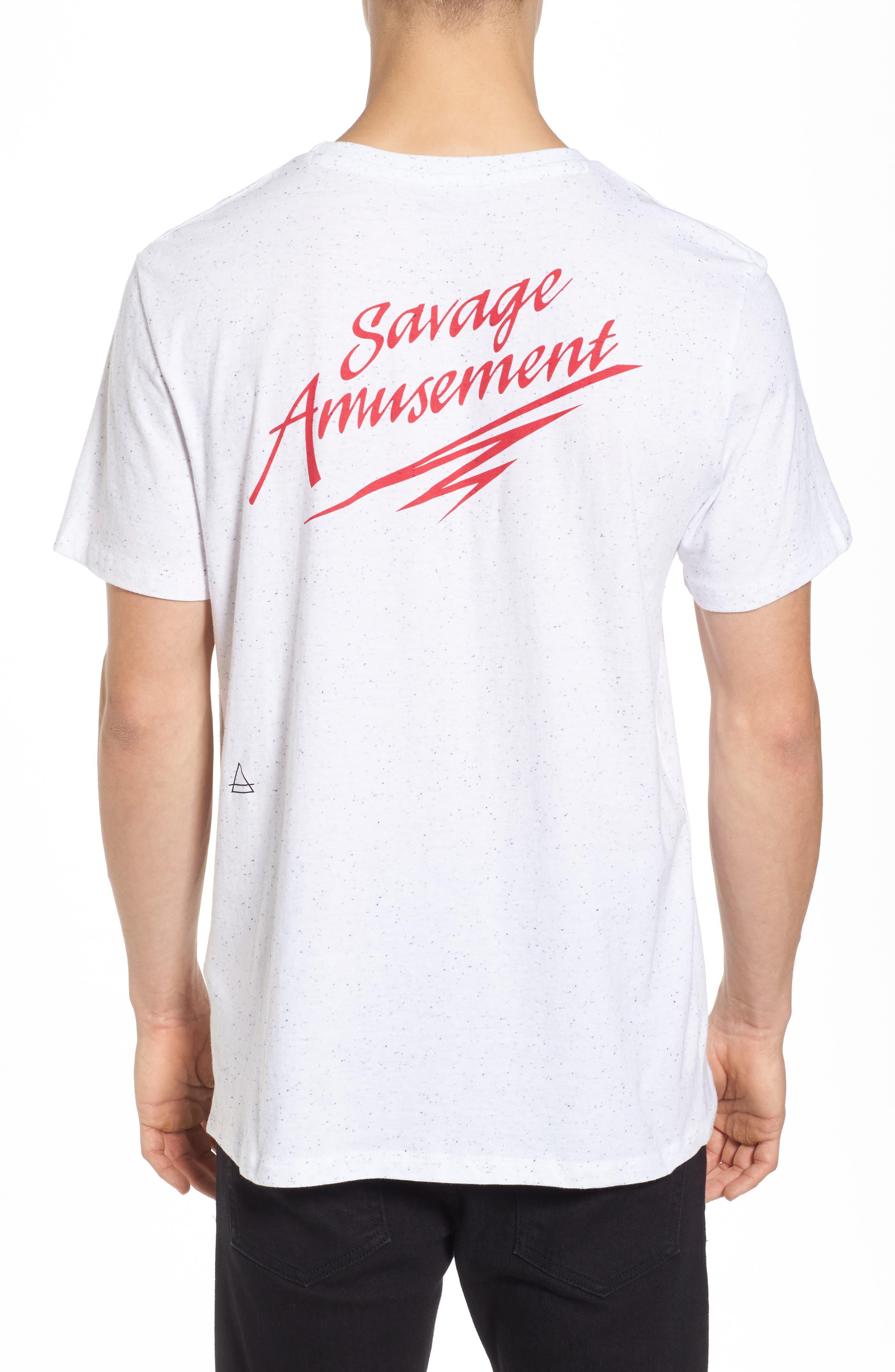 Ruse T-Shirt,                             Alternate thumbnail 2, color,                             110