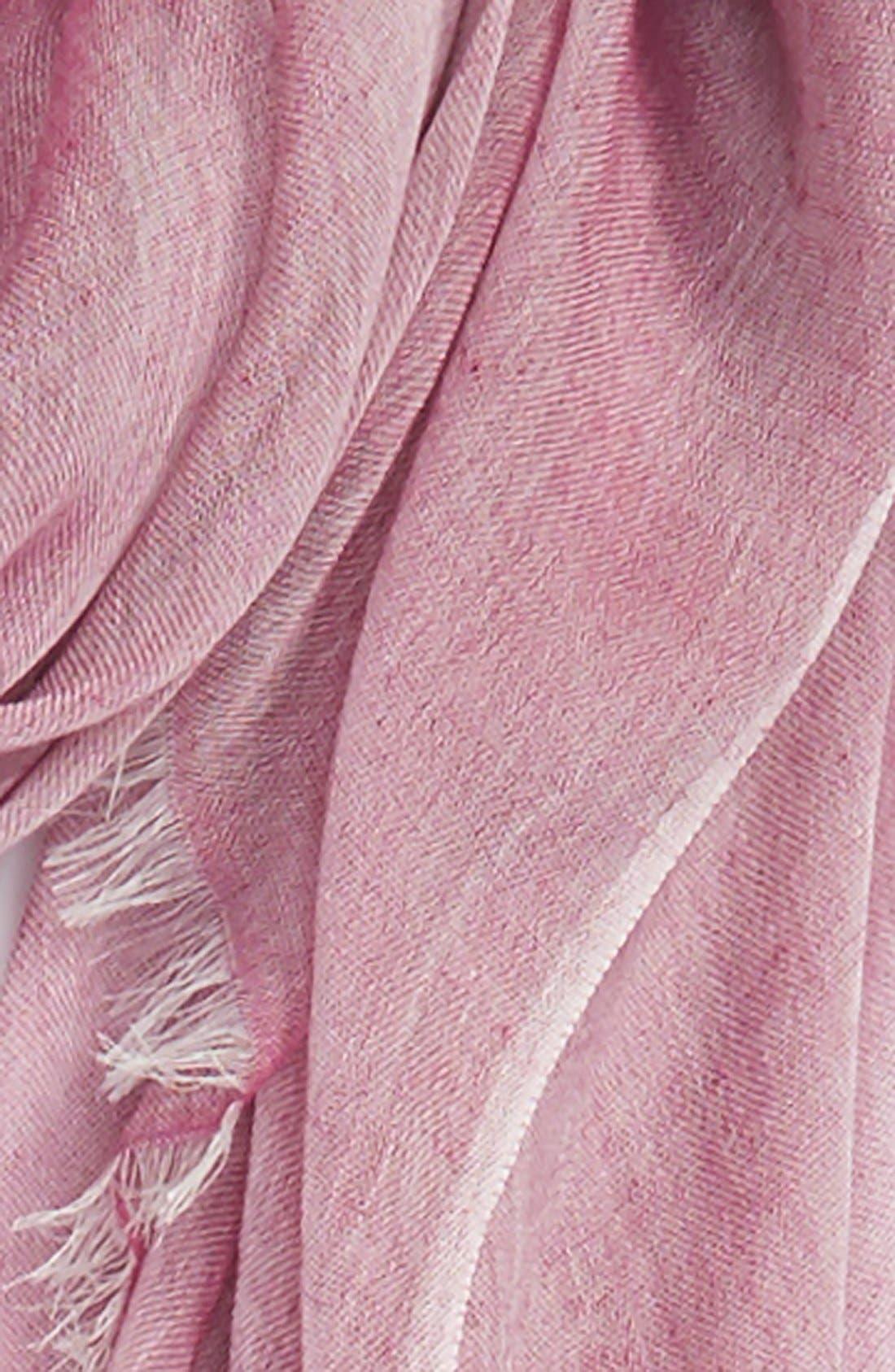 Modal Silk Blend Scarf,                             Alternate thumbnail 62, color,