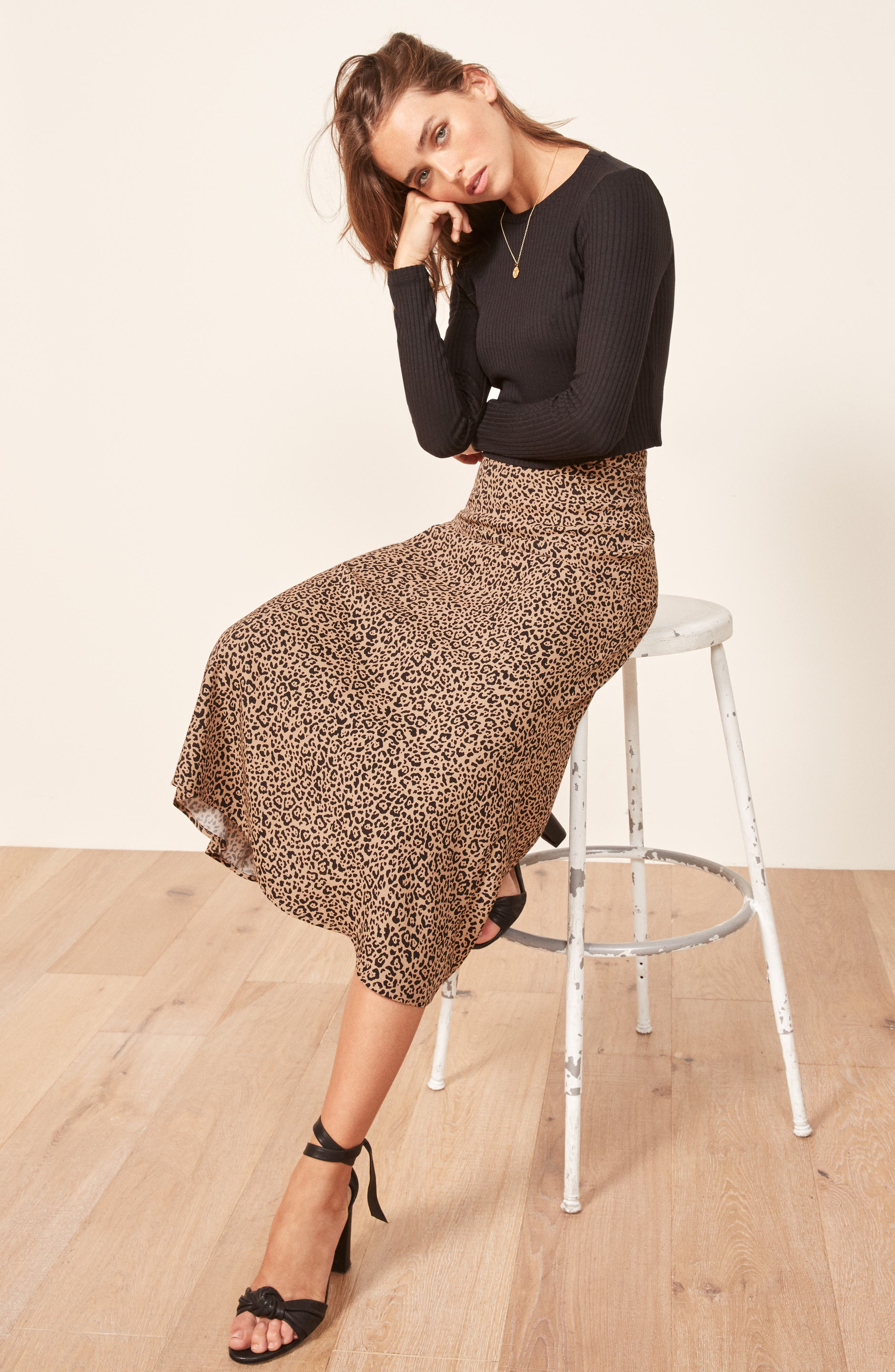 Bea Skirt,                             Alternate thumbnail 2, color,                             BENGAL
