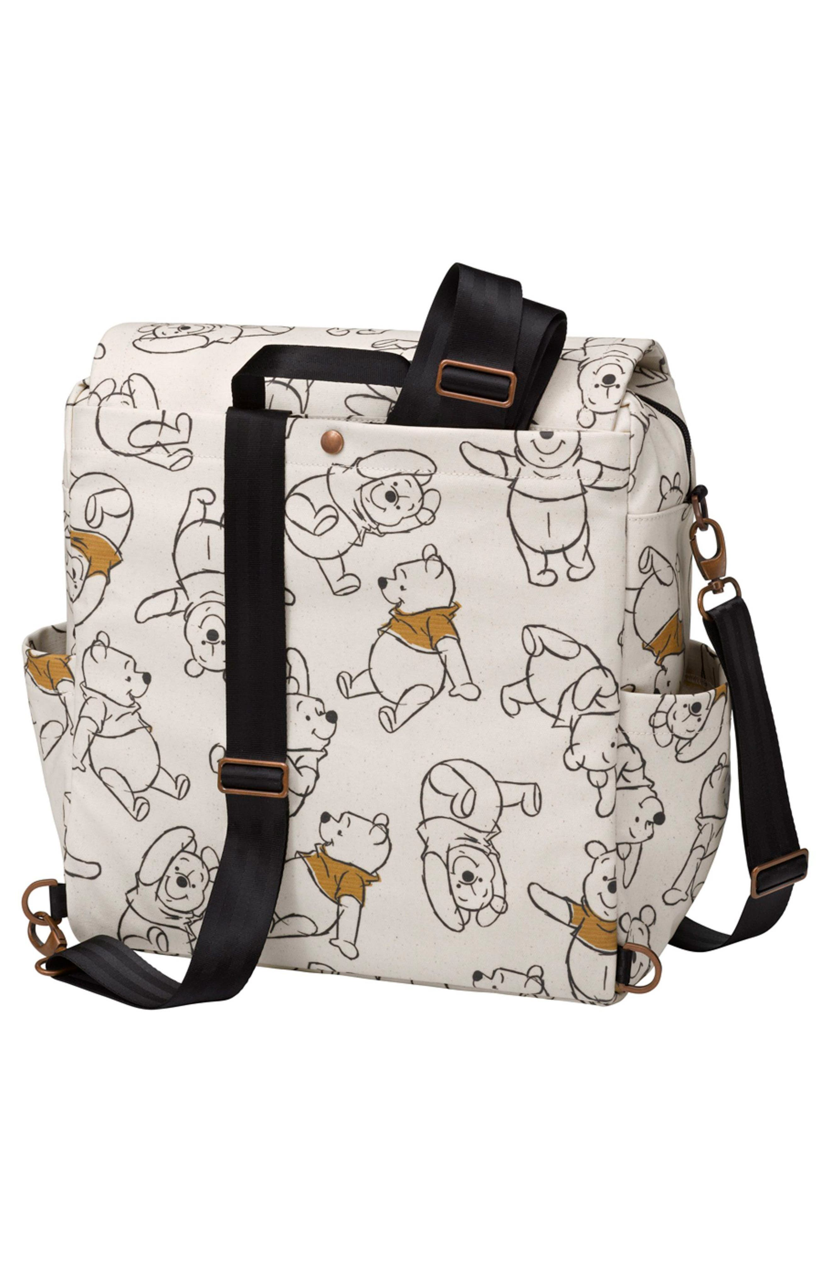 Boxy Backpack - Disney Diaper Bag,                             Alternate thumbnail 2, color,                             SKETCHBOOK WINNIE THE POOH