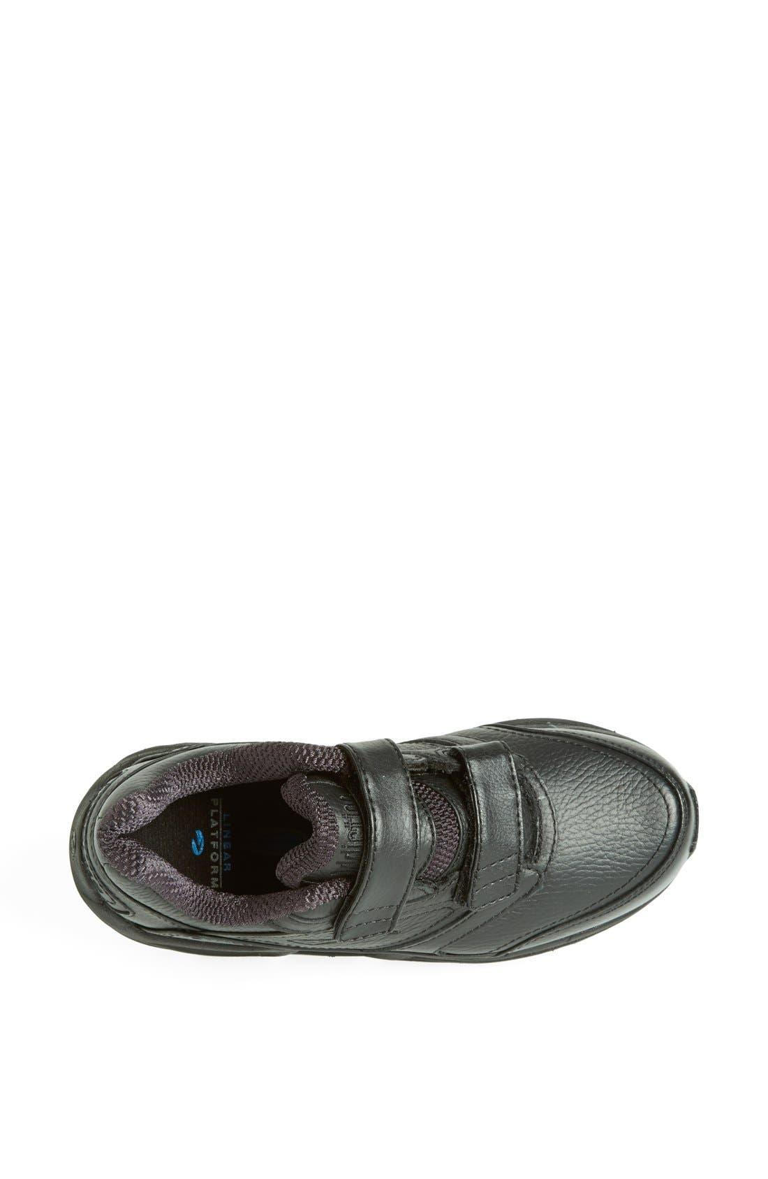 'Addiction' Walking Shoe,                             Alternate thumbnail 3, color,                             BLACK
