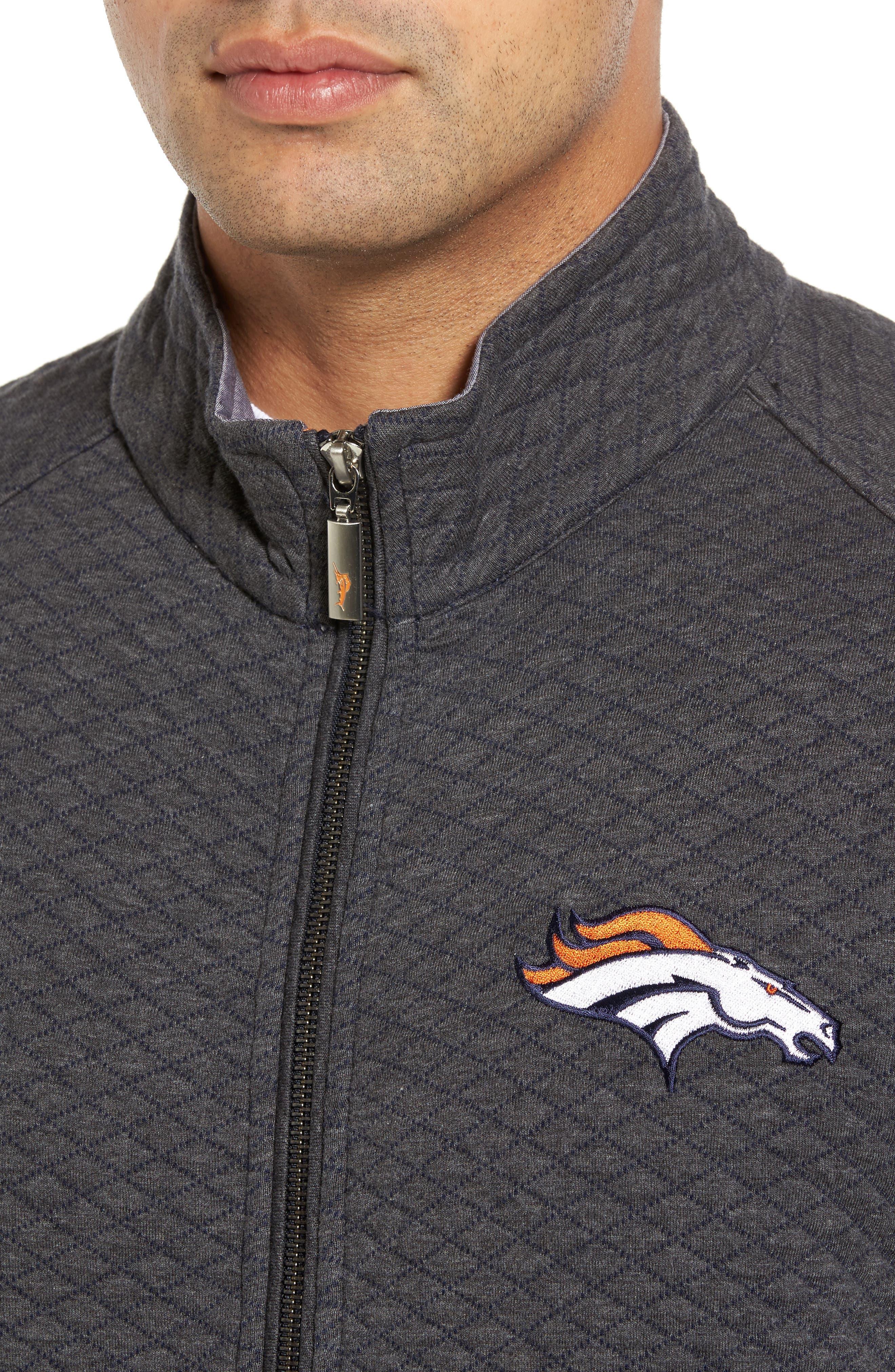 NFL Quiltessential Full Zip Sweatshirt,                             Alternate thumbnail 99, color,