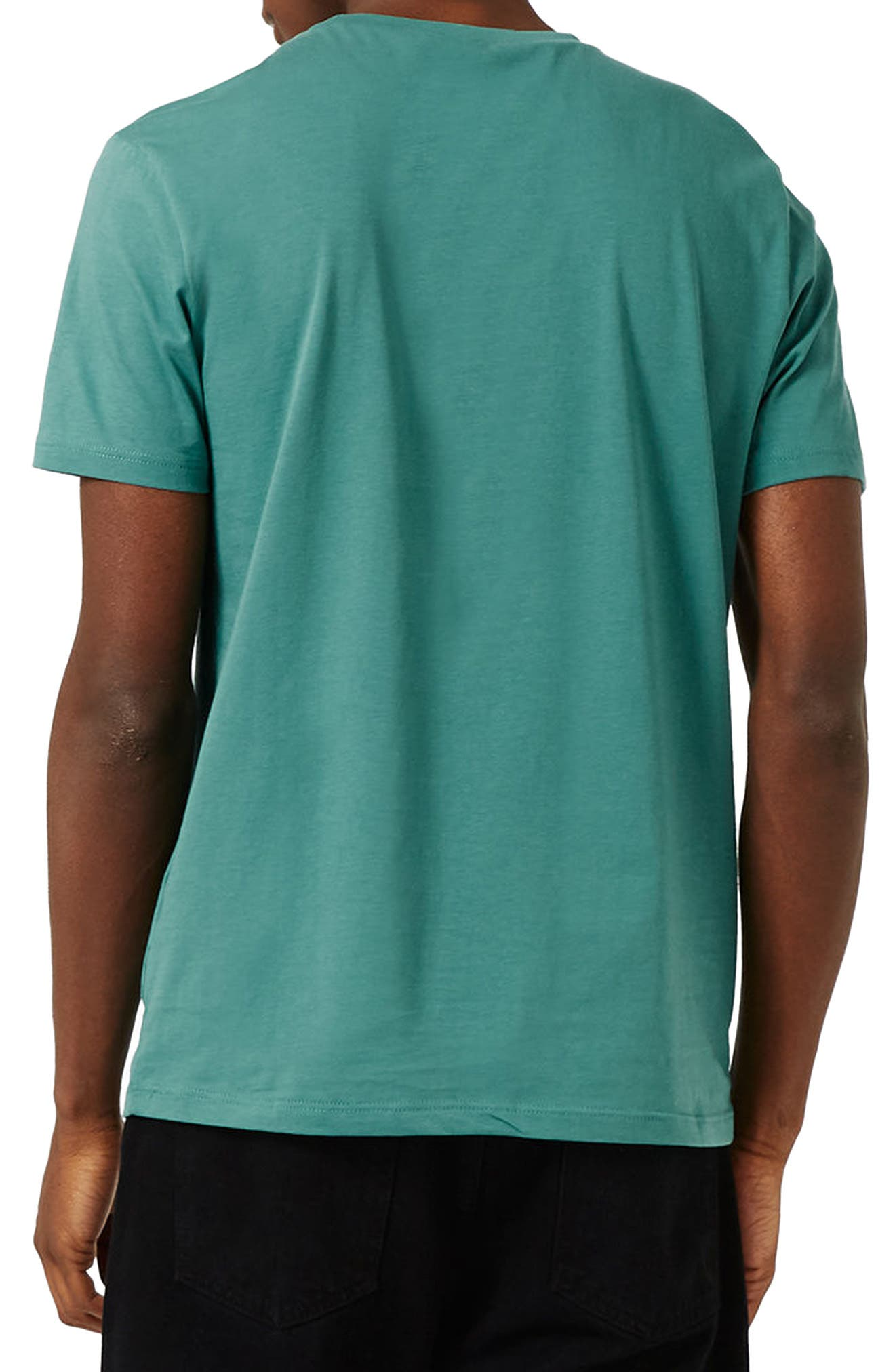 Slim Fit Crewneck T-Shirt,                             Alternate thumbnail 147, color,
