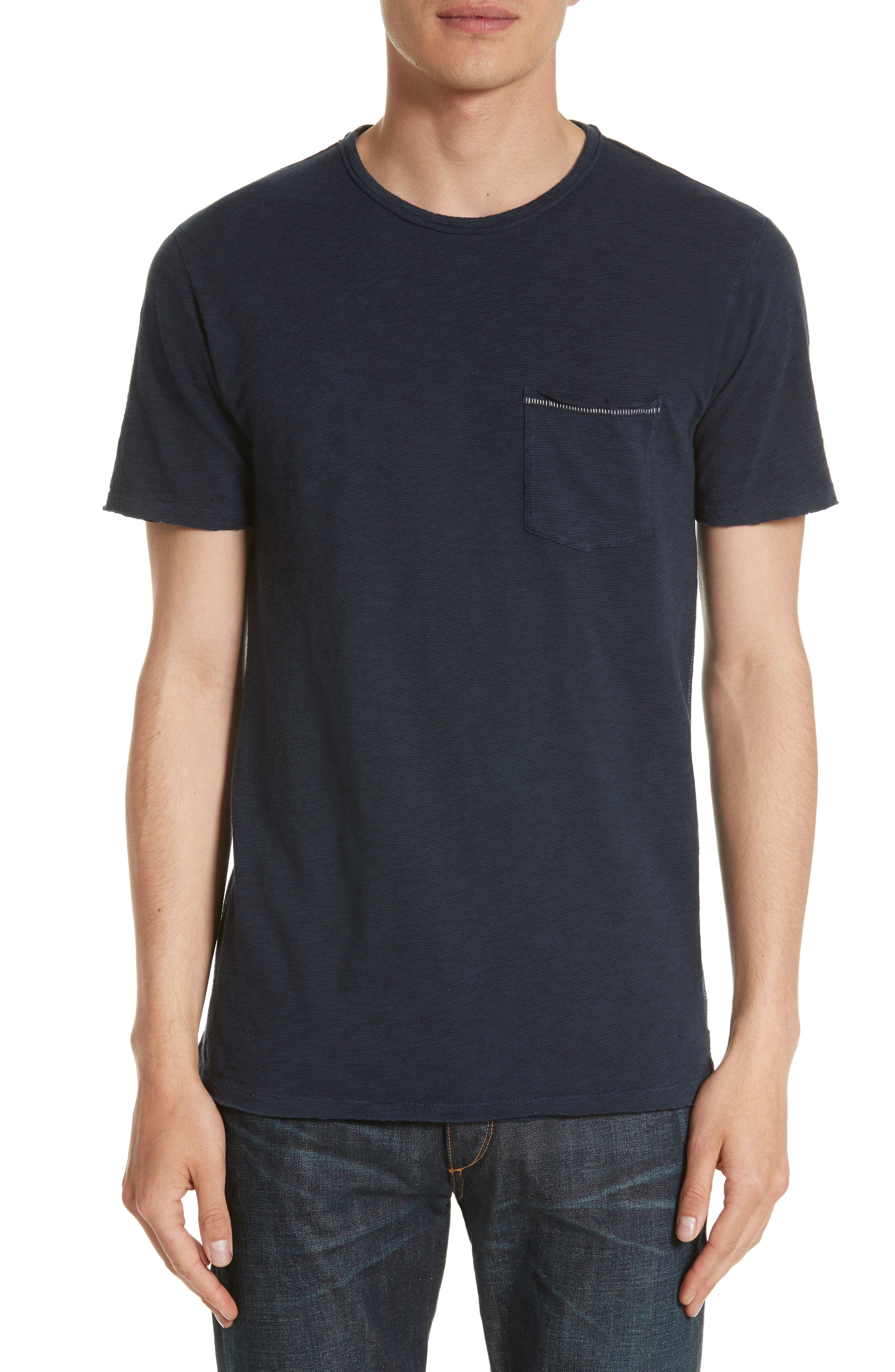 Owen Pocket T-Shirt,                         Main,                         color, 410