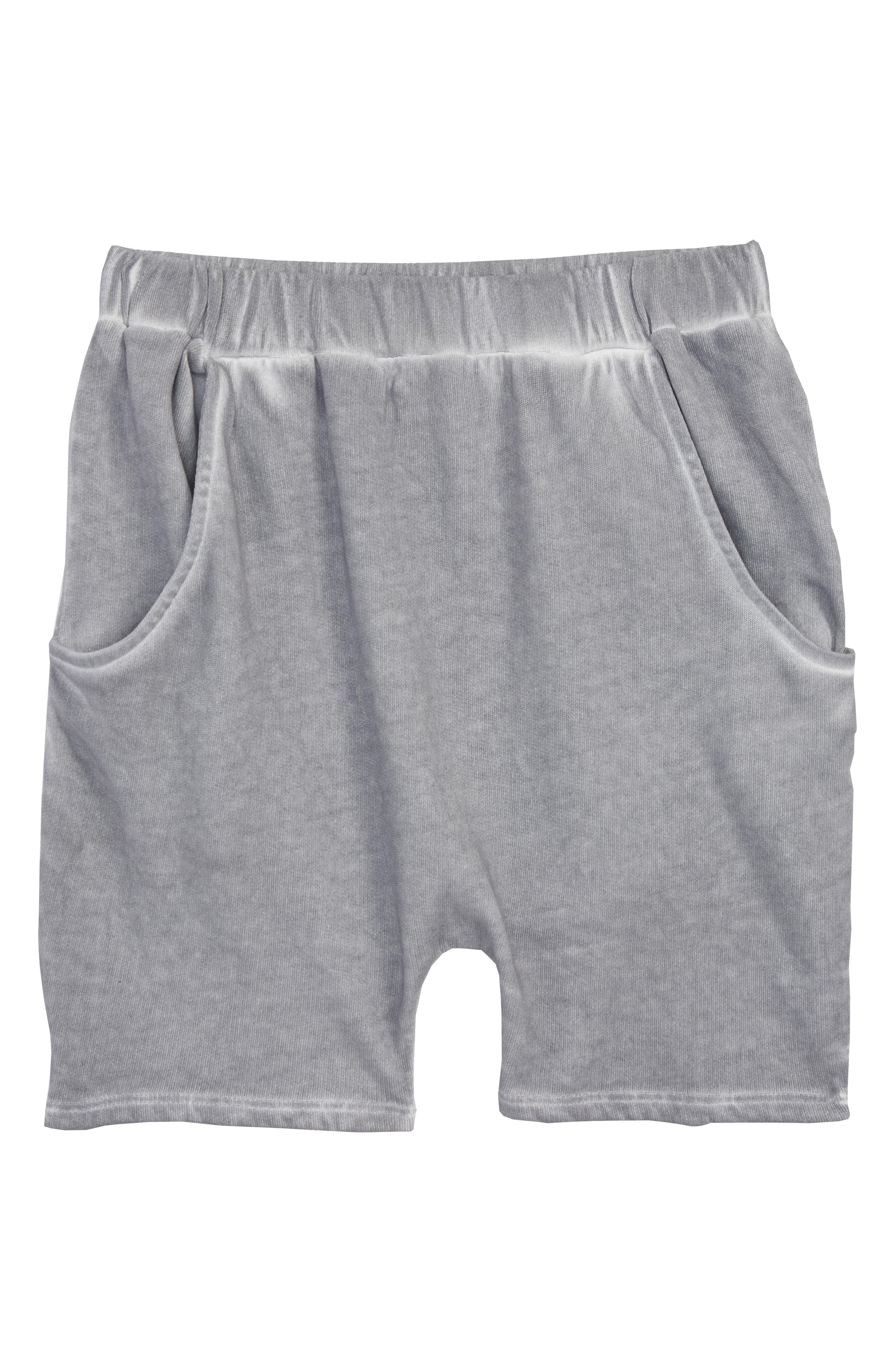 Knit Shorts,                         Main,                         color, 050