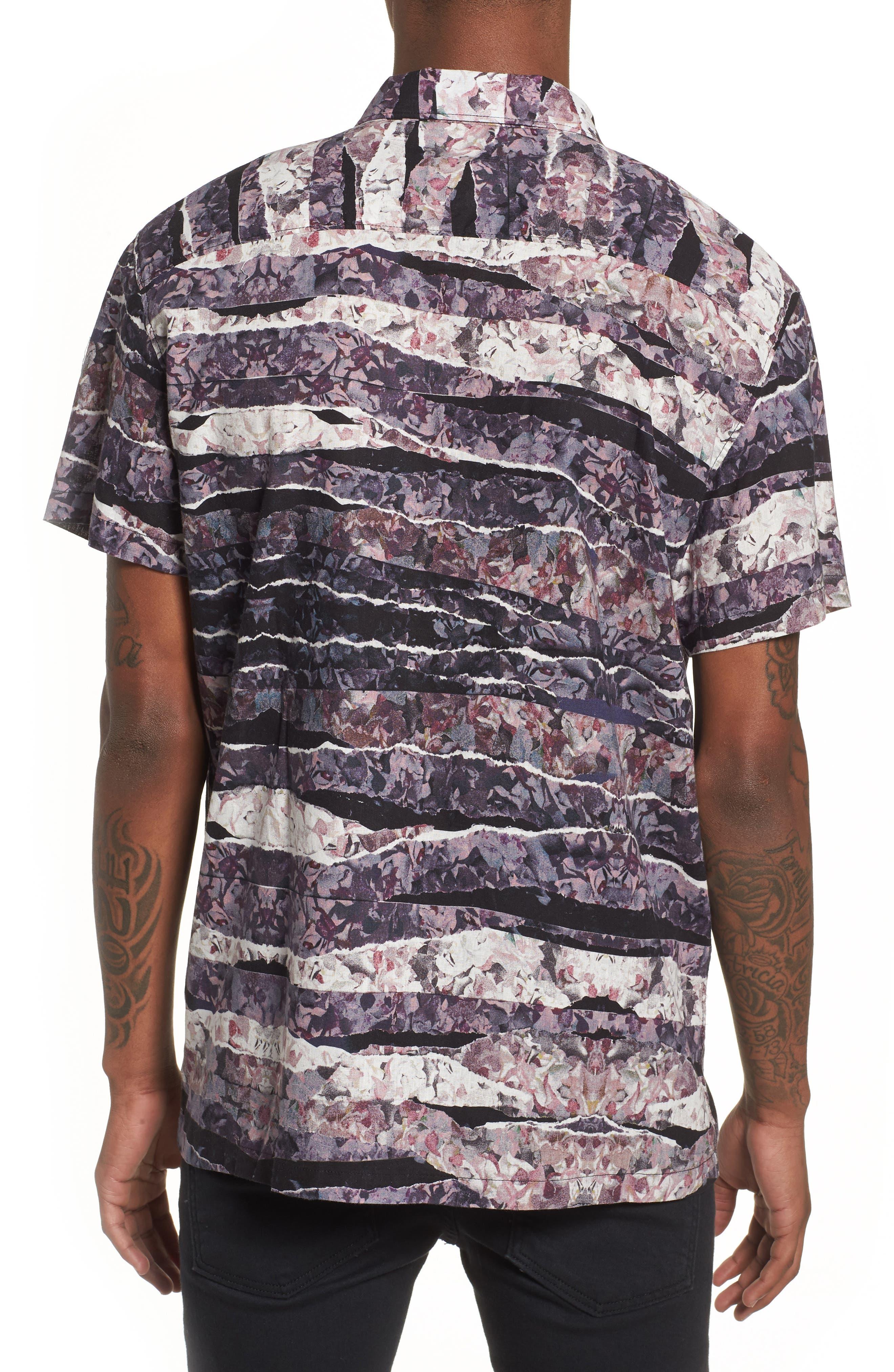 Shoto Short Sleeve Shirt,                             Alternate thumbnail 6, color,