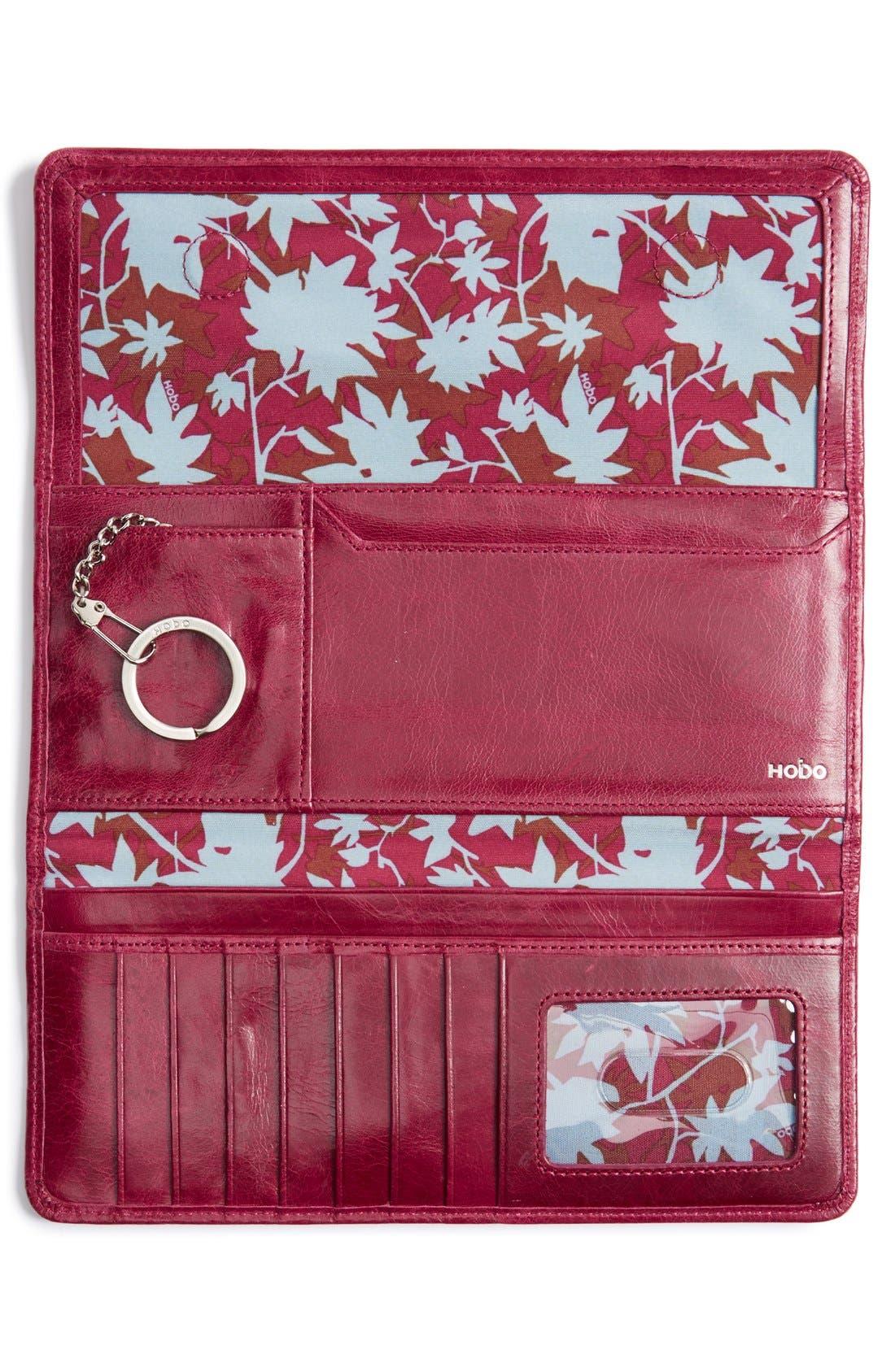 'Sadie' Leather Wallet,                             Alternate thumbnail 94, color,