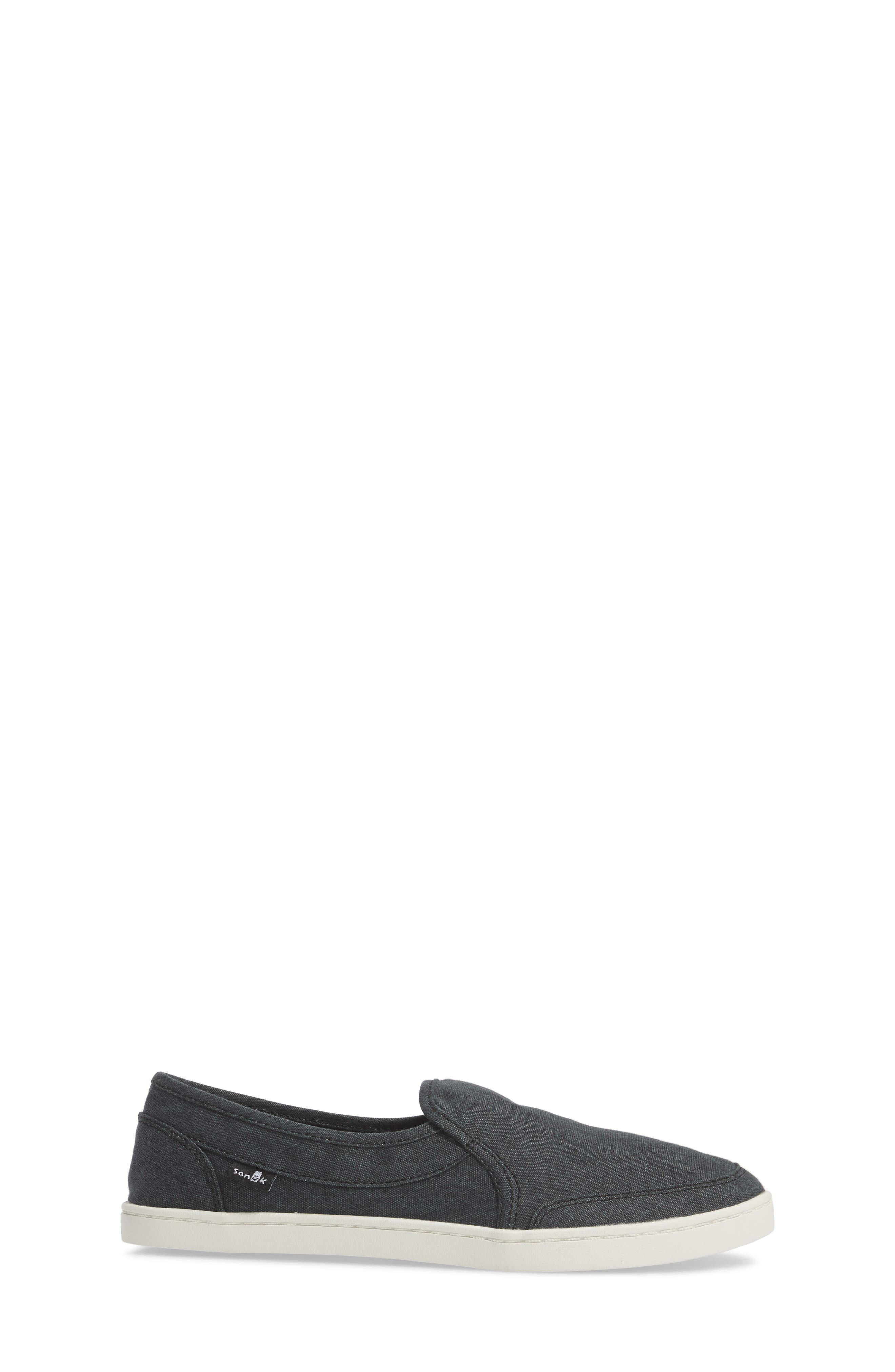 Pair O Dice Slip-On,                             Alternate thumbnail 3, color,                             WASHED BLACK