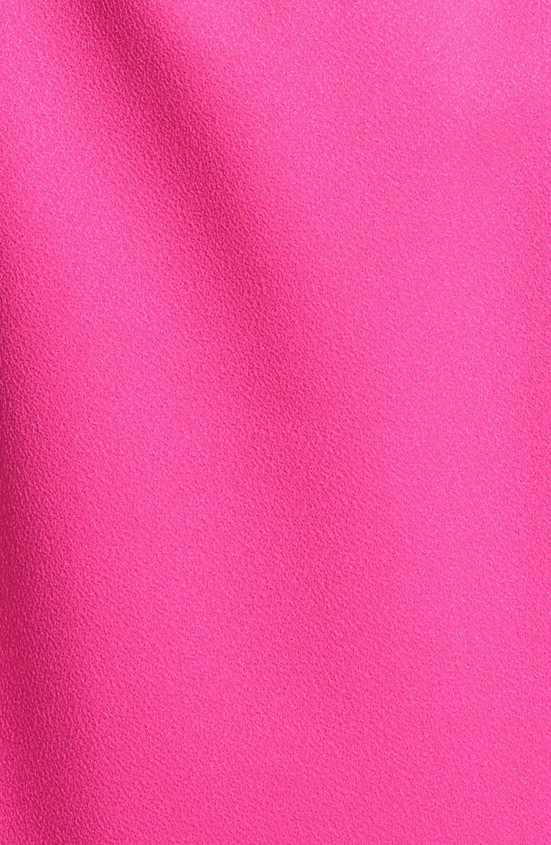 'Rowan' V-Neck Skater Dress,                             Alternate thumbnail 28, color,