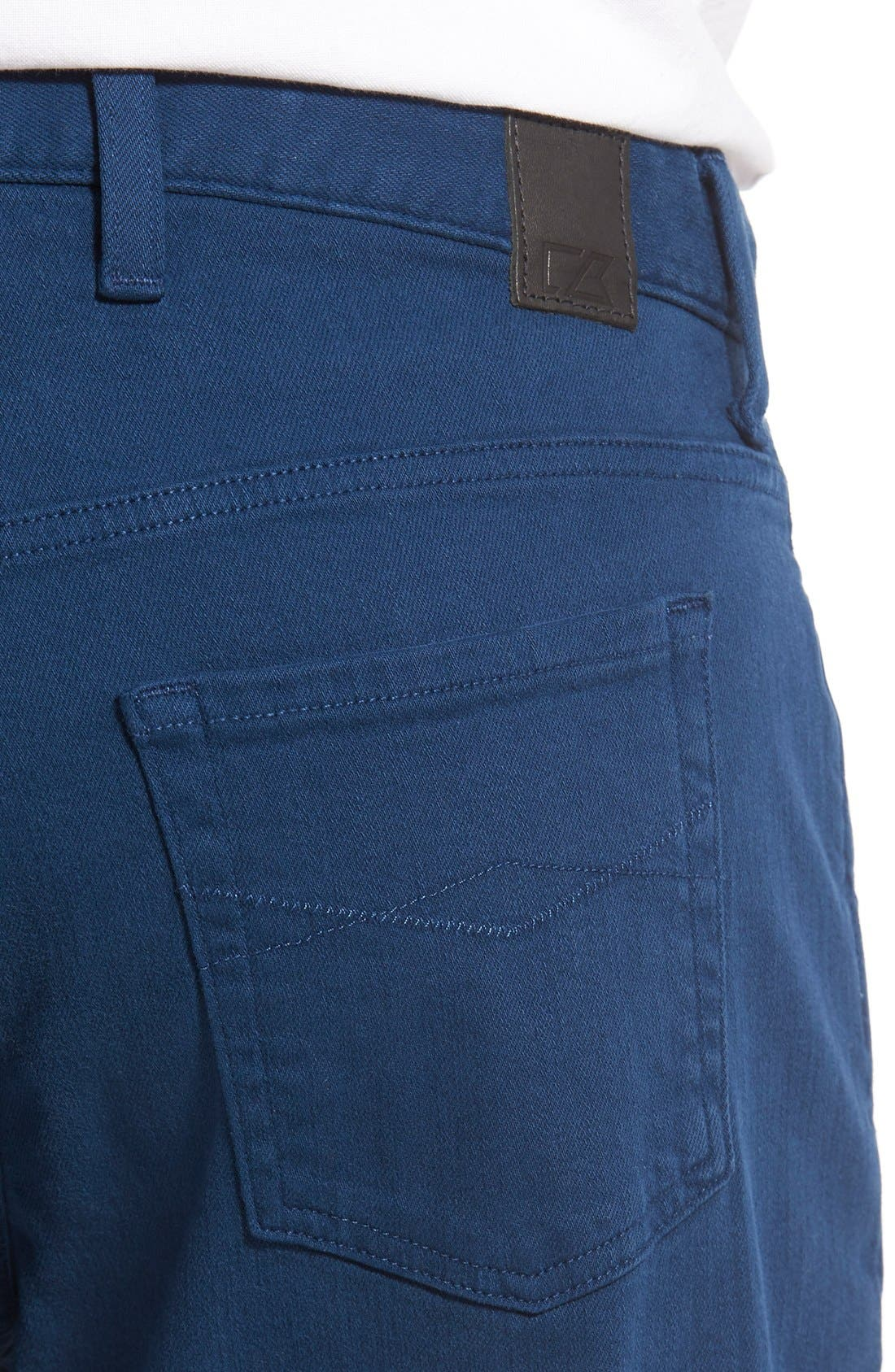 'Greenwood' Relaxed Fit Jeans,                             Alternate thumbnail 9, color,