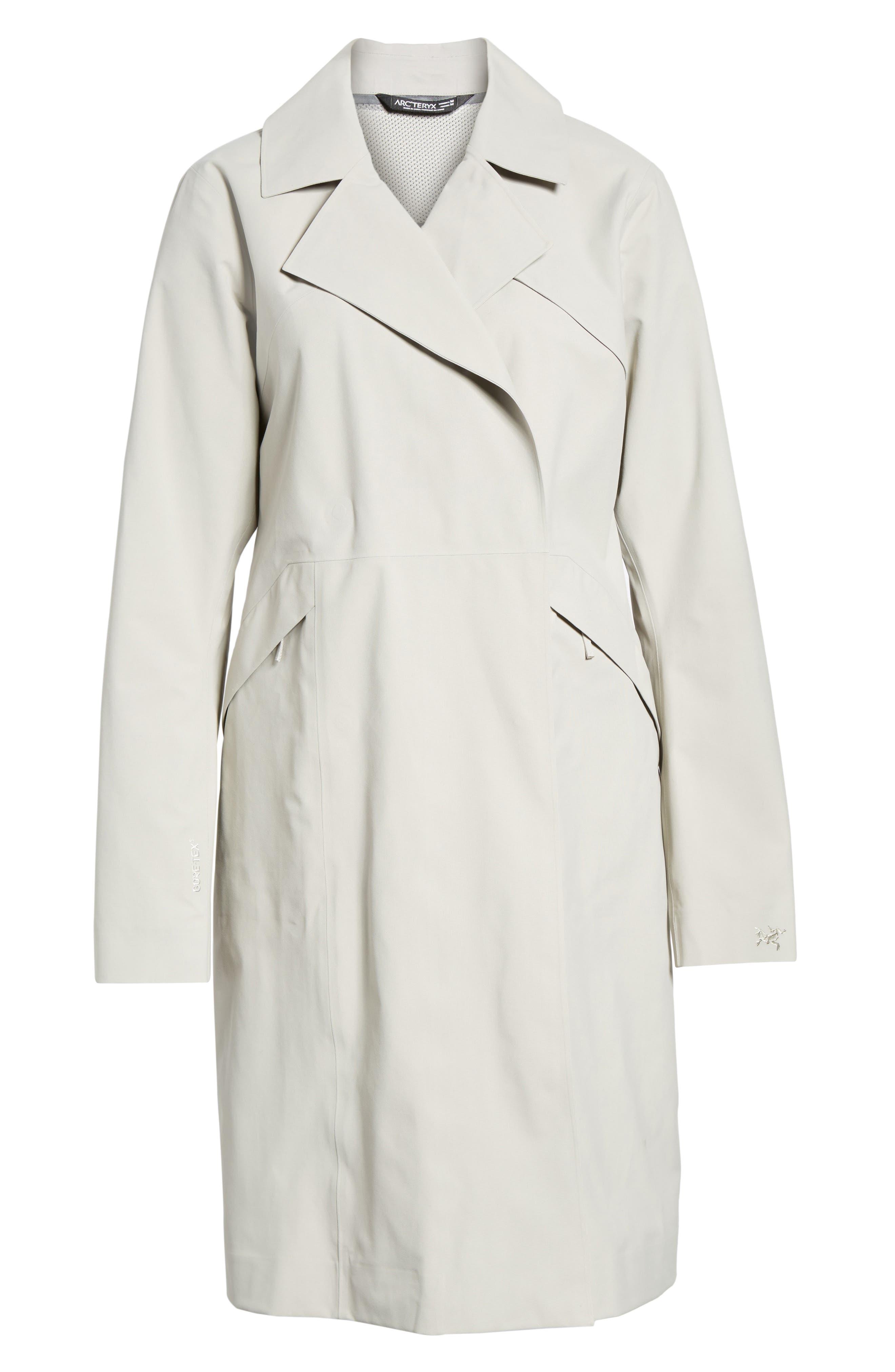 Nila Gore-Tex<sup>®</sup> Trench Coat,                             Alternate thumbnail 10, color,