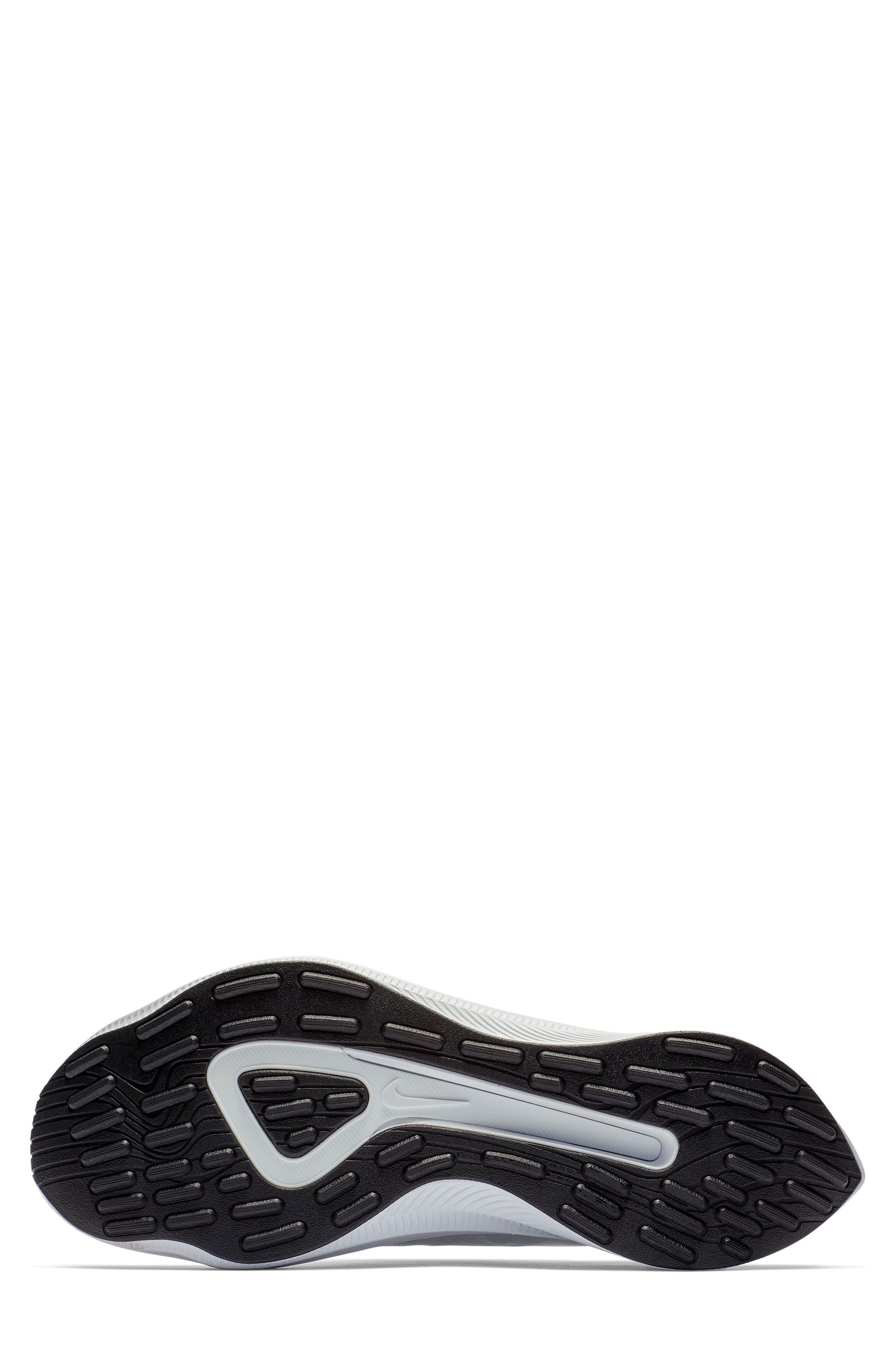 NIKE,                             EXP-X14 Y2K Running Shoe,                             Alternate thumbnail 4, color,                             WHITE/ PURE PLATINUM/ BLACK