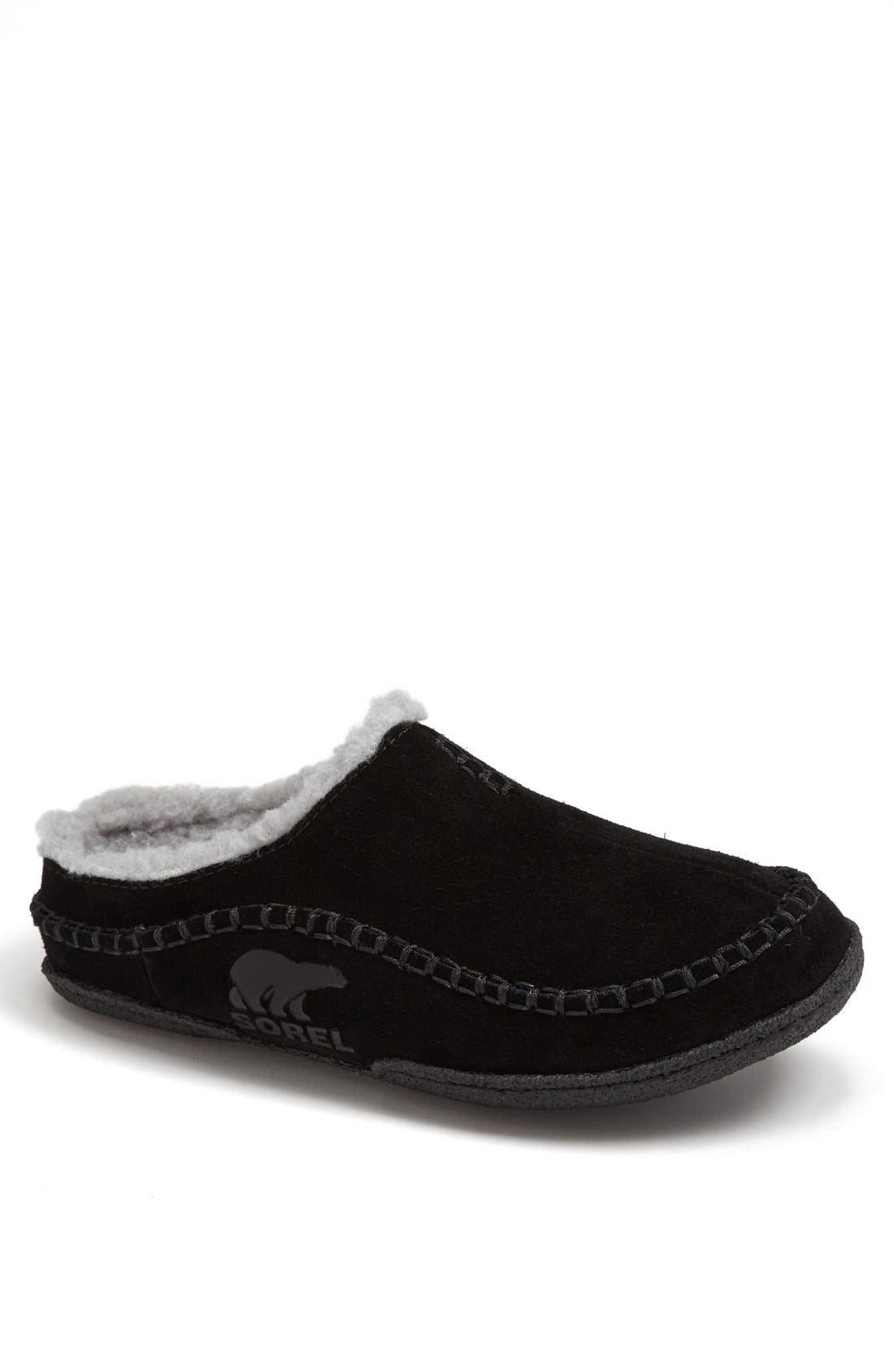 'Falcon Ridge' Slipper, Main, color, 010