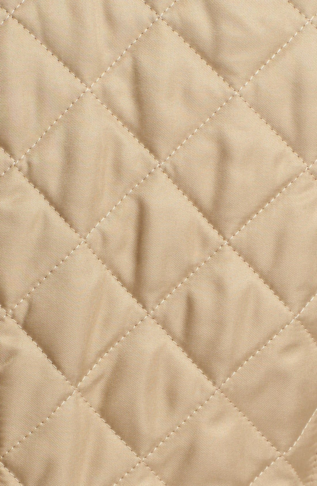 Ashurst Quilted Jacket,                             Alternate thumbnail 2, color,                             CANVAS