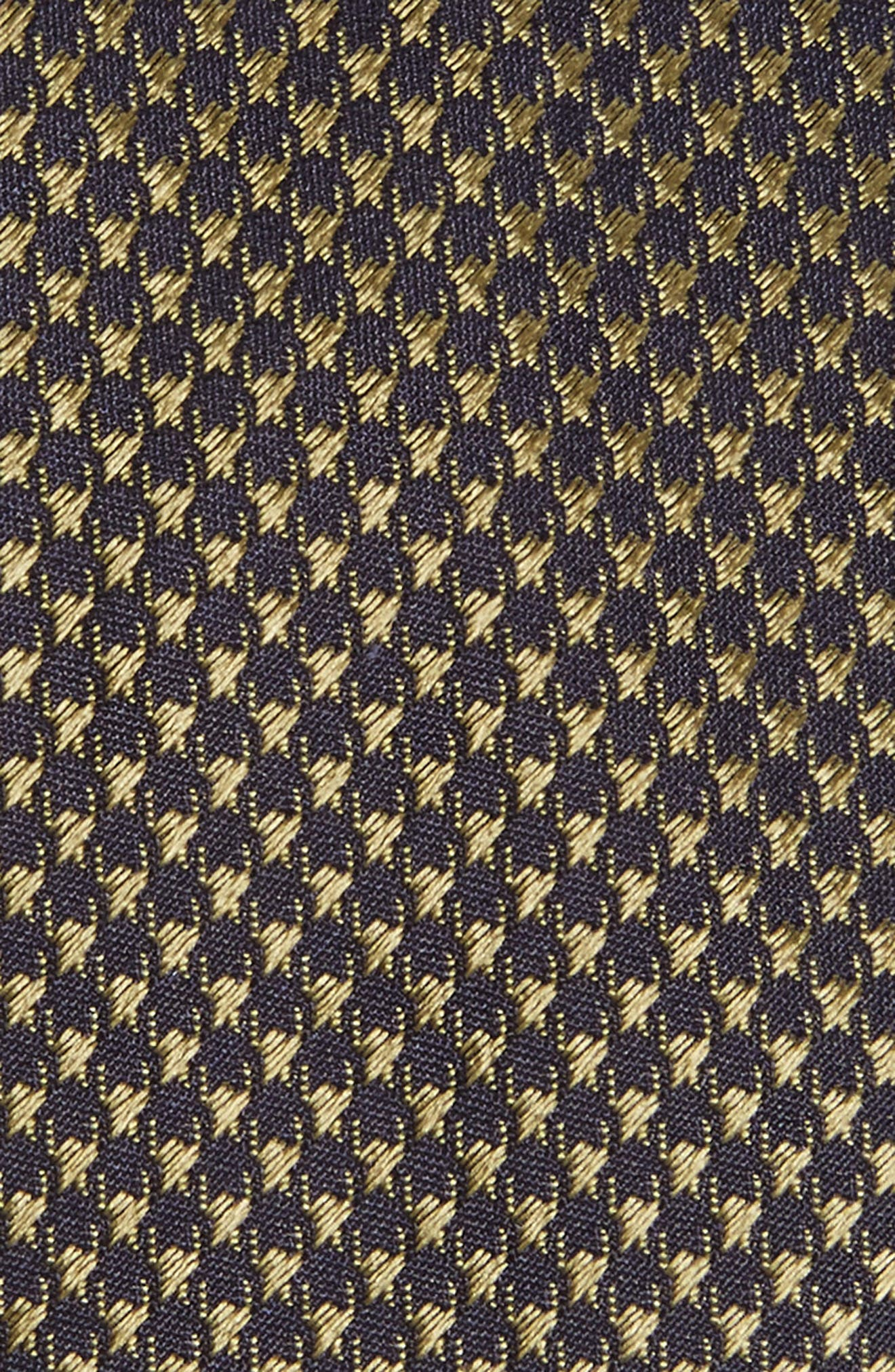 Jacquard Silk Tie,                             Alternate thumbnail 2, color,                             343