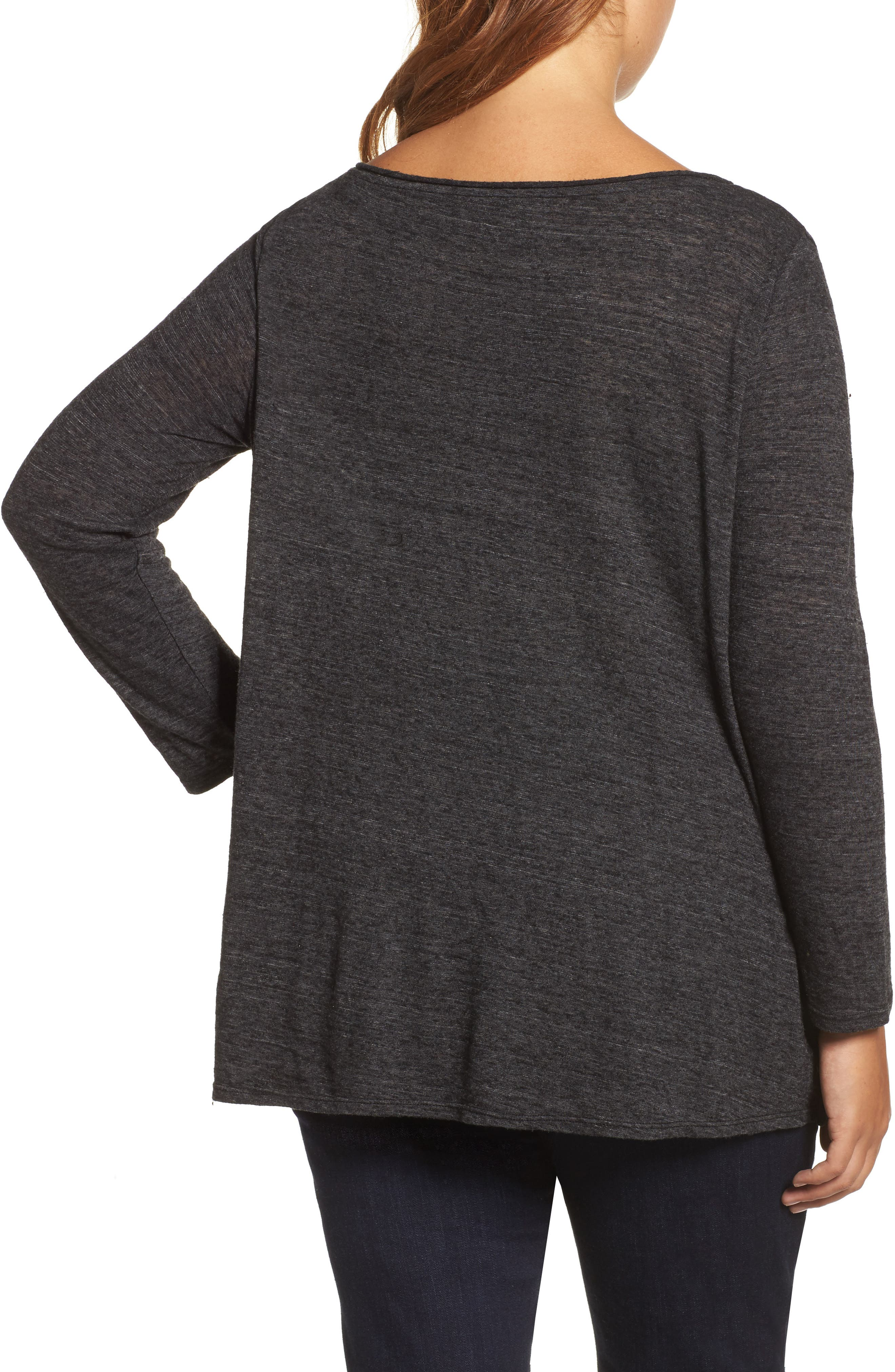 Nepps Swing Jersey Tunic,                             Alternate thumbnail 2, color,                             001