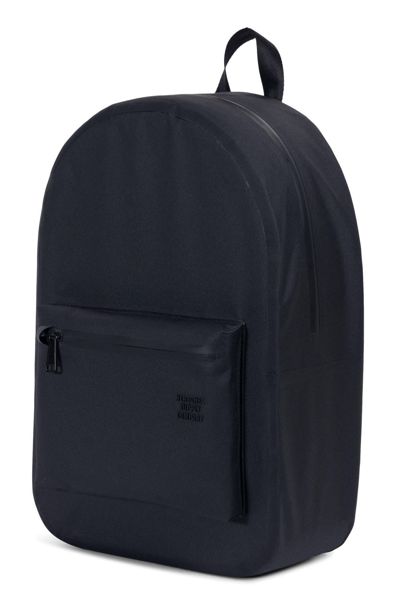 Settlement Studio Backpack,                             Alternate thumbnail 4, color,                             BLACK