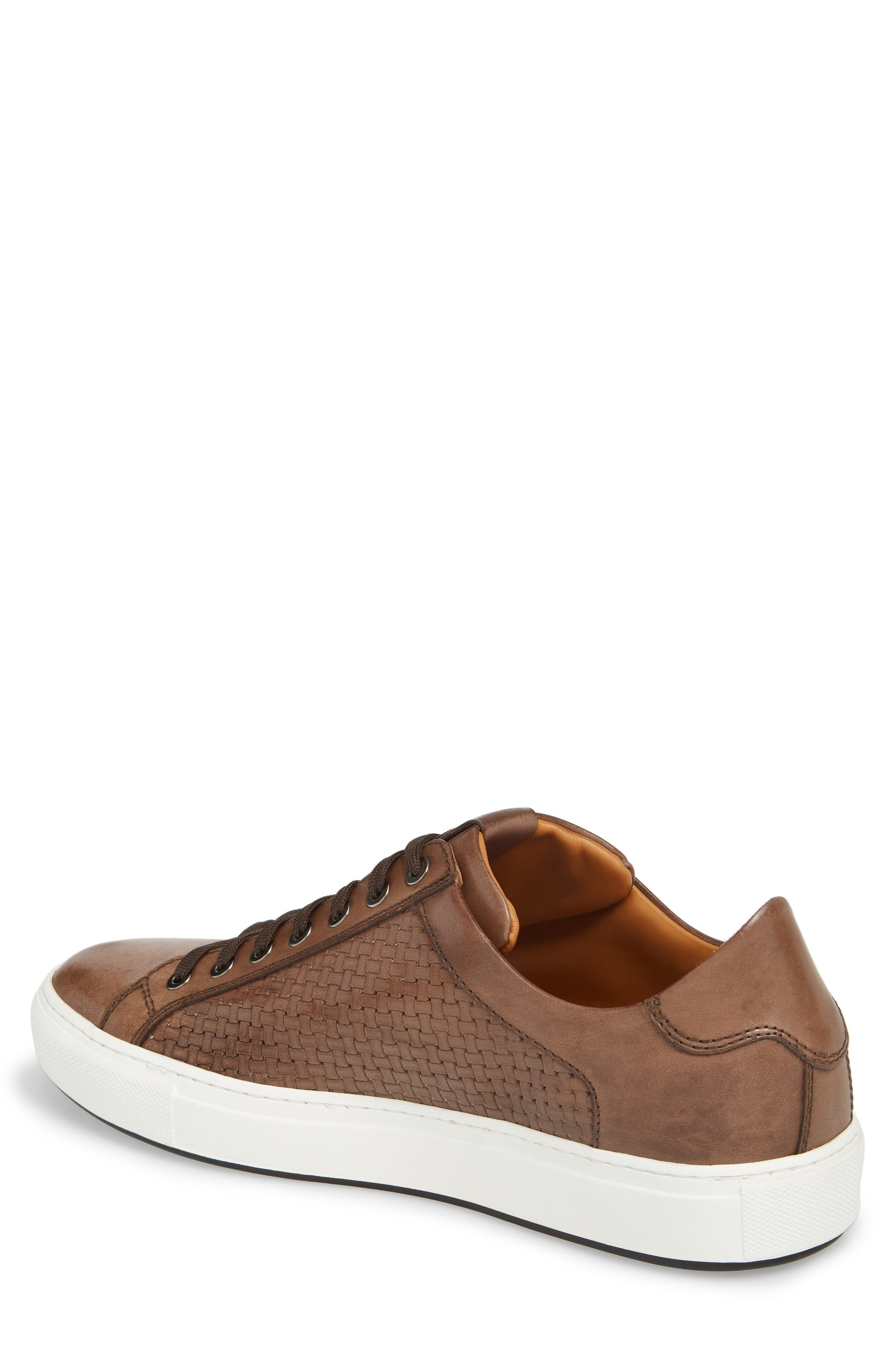 Diego Sneaker,                             Alternate thumbnail 2, color,                             WALNUT