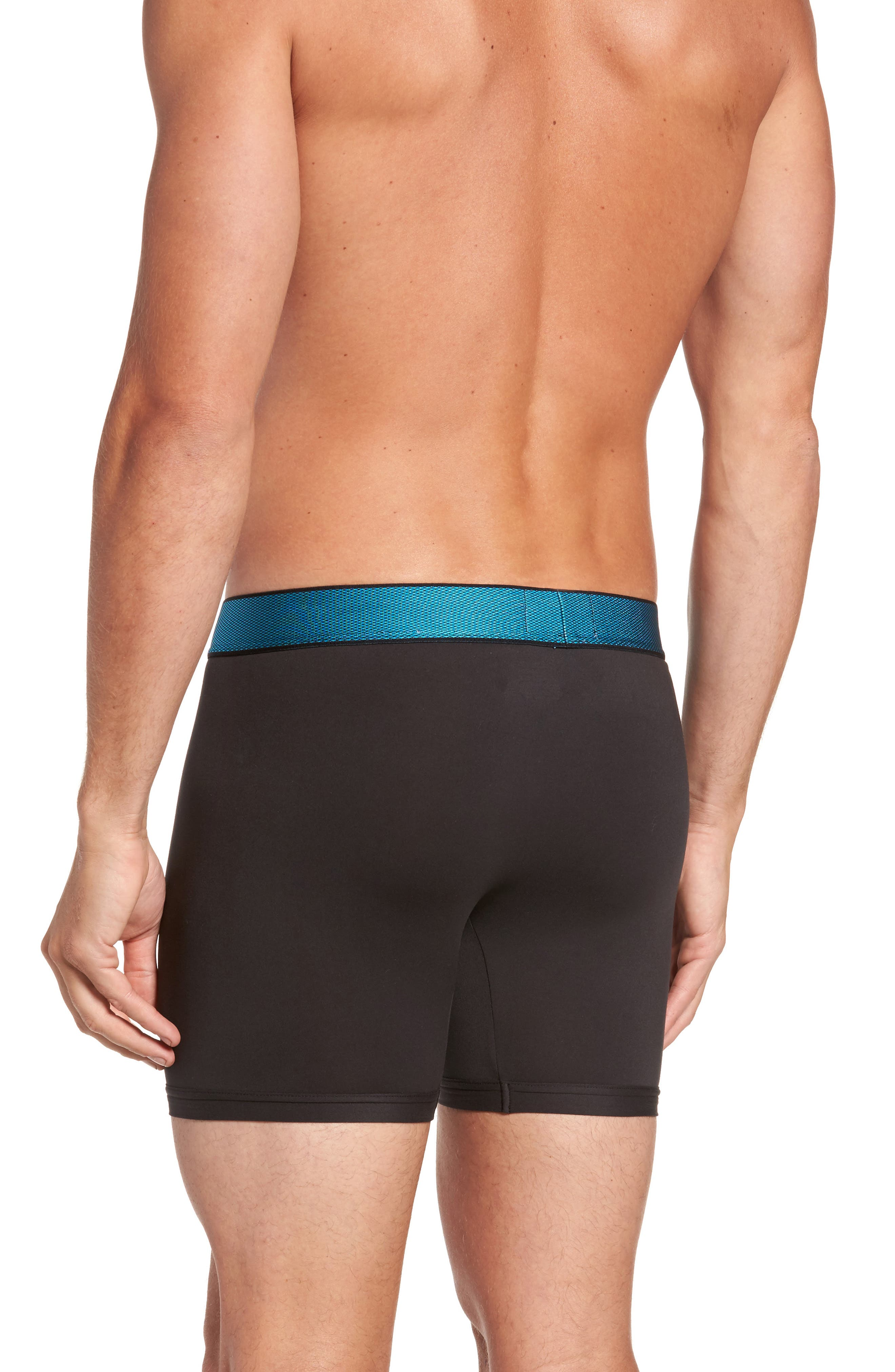 Customized Stretch Boxer Briefs,                             Alternate thumbnail 7, color,