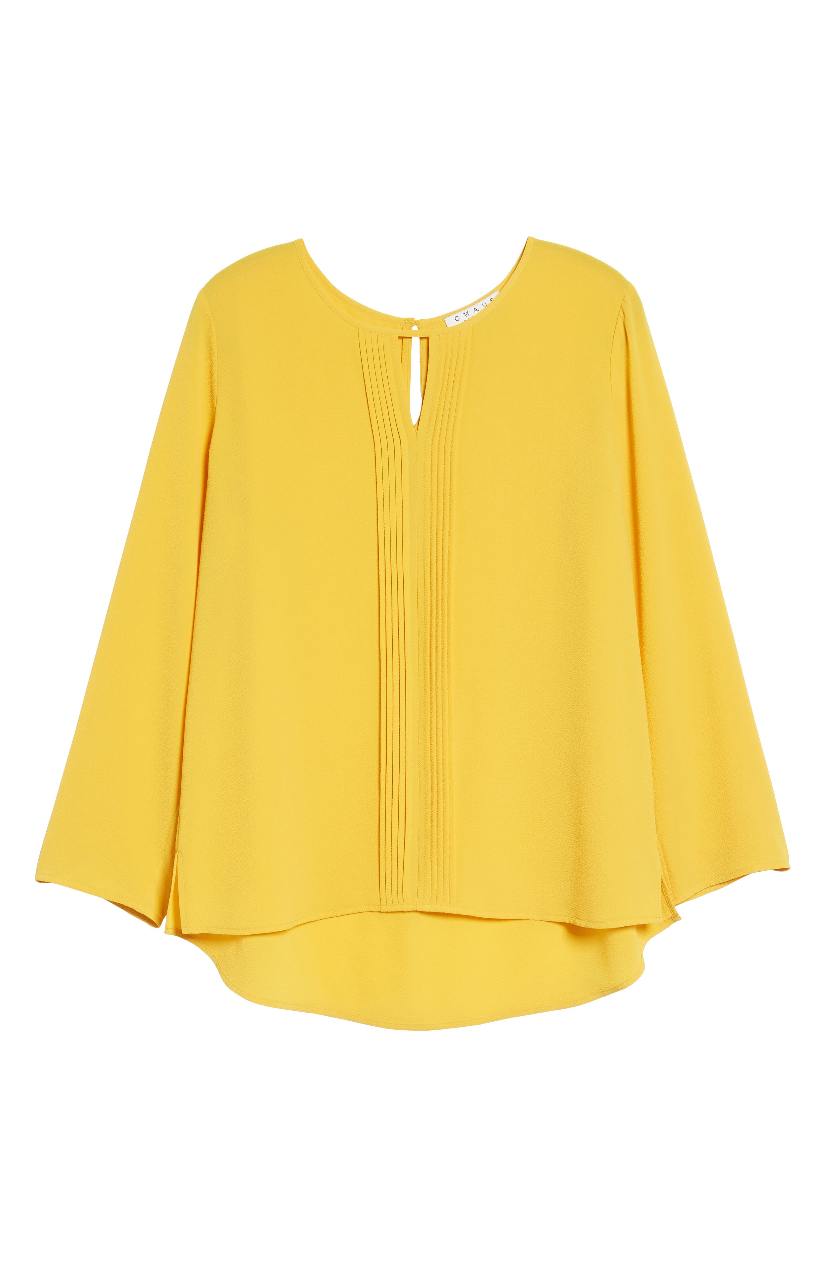 Pintuck Front Blouse,                             Alternate thumbnail 6, color,                             730