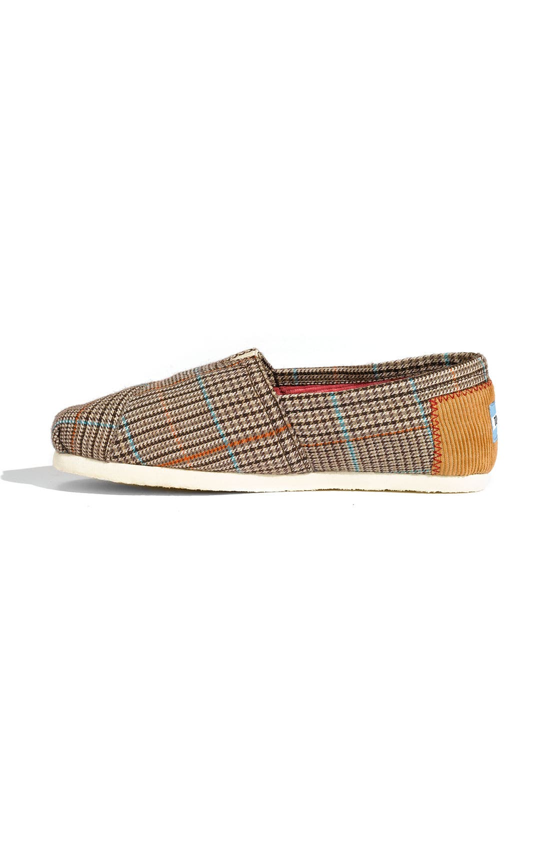 'Classic - Academy Plaid' Slip-On,                             Alternate thumbnail 3, color,                             200